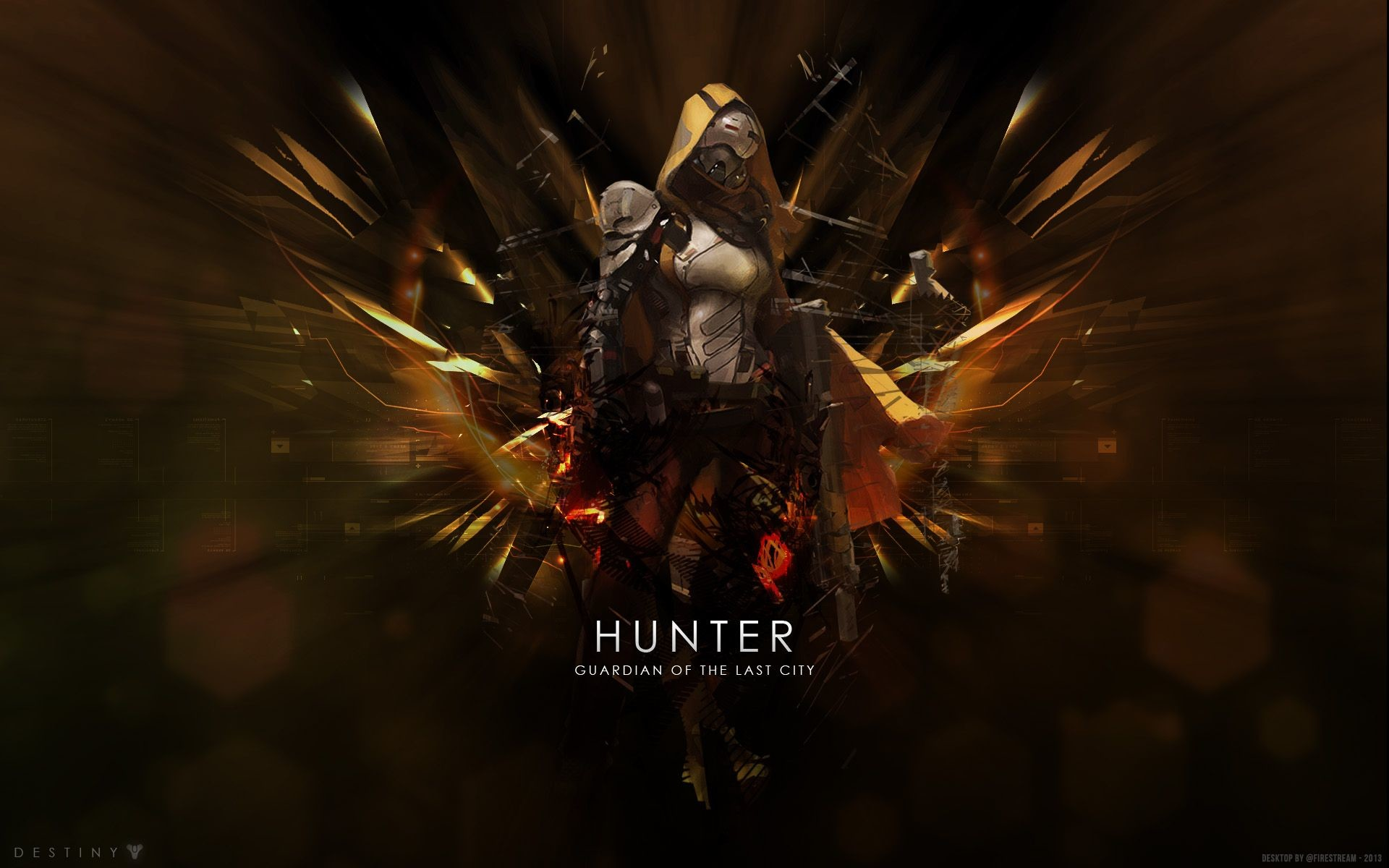 Res: 1920x1200, Destiny Hunter HD Wallpaper AWESOME THIS GAME IS FULLLLY AWESOME I AM NOT  KIDDING DID I MENTION THAT ITS AWESOME 'CAUSE IT IS AWESOME BTW IT IS  AWESOME
