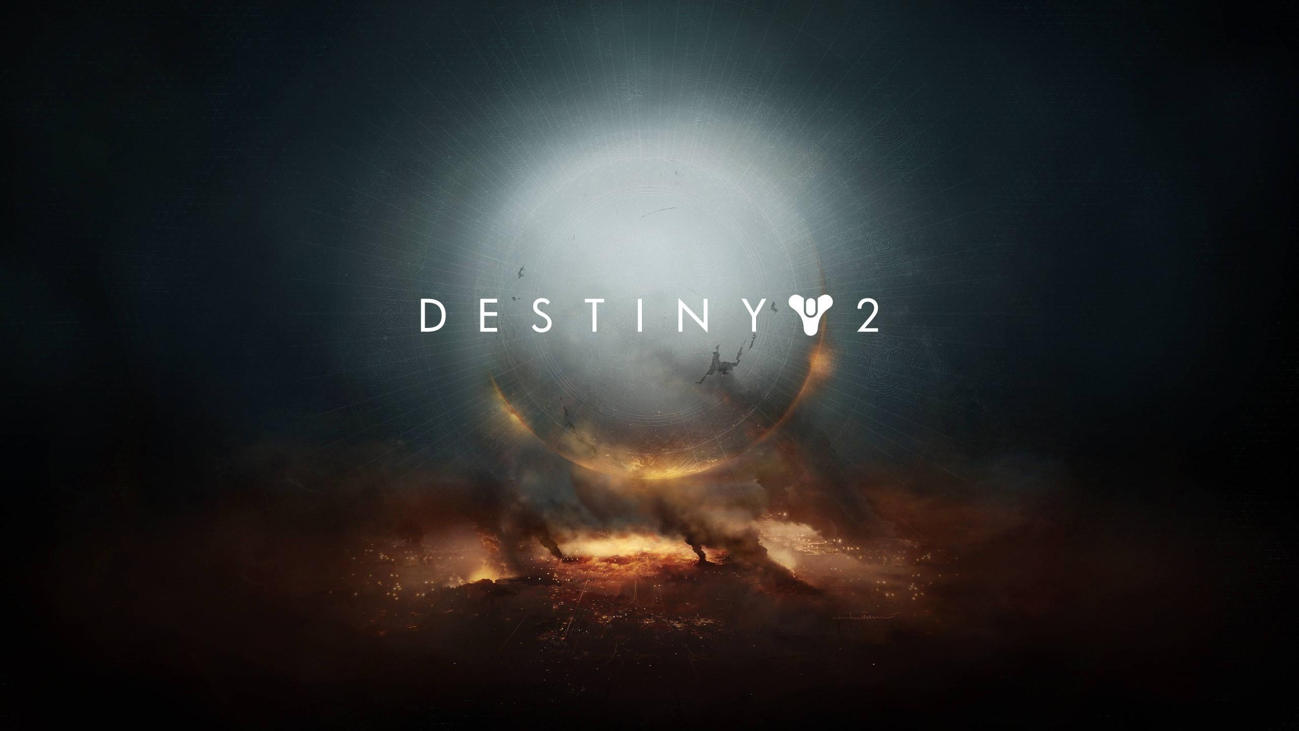 Res: 2560x1440, Destiny 2 5K Wallpaper