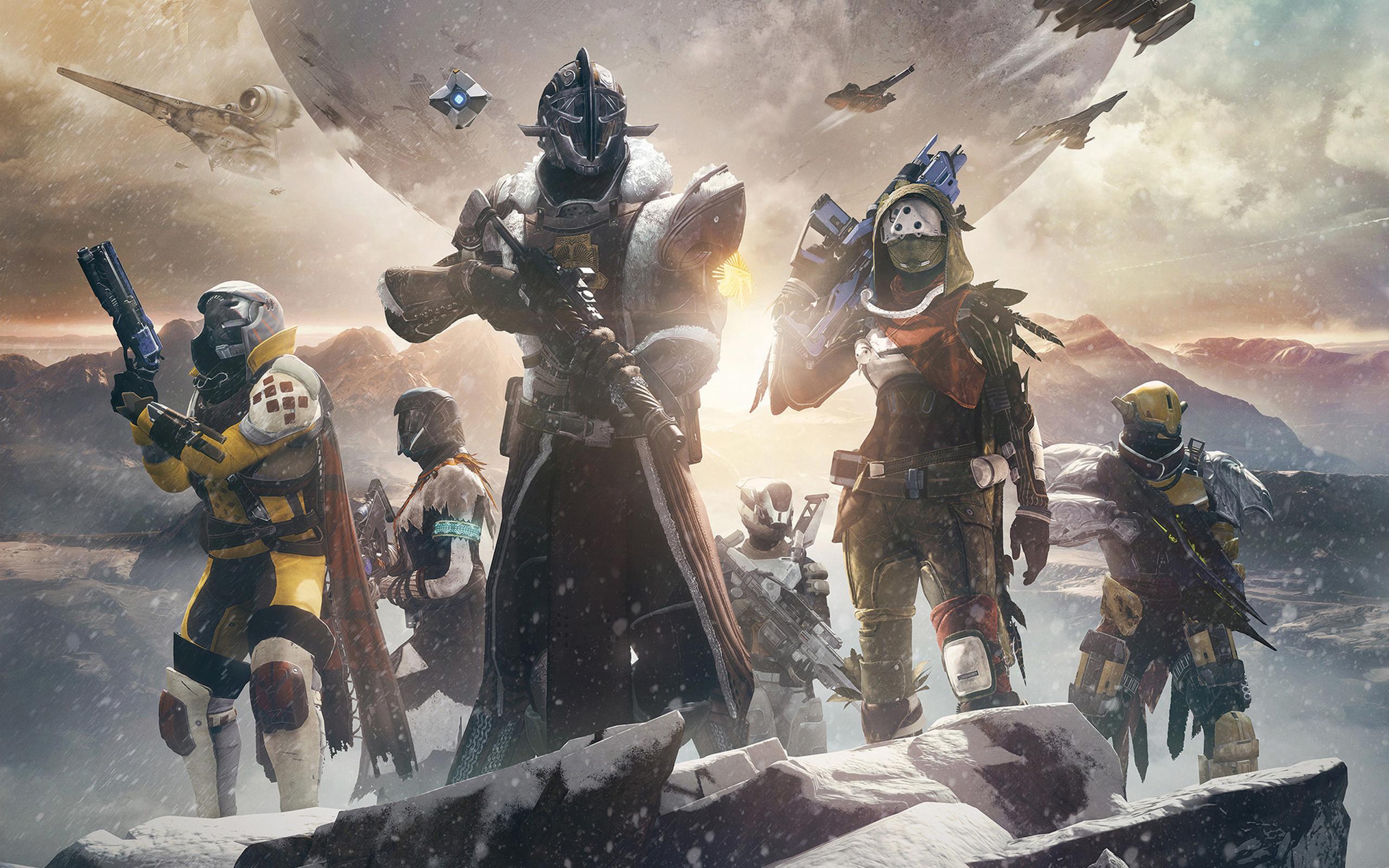 Res: 2560x1600, Tags: Destiny ...
