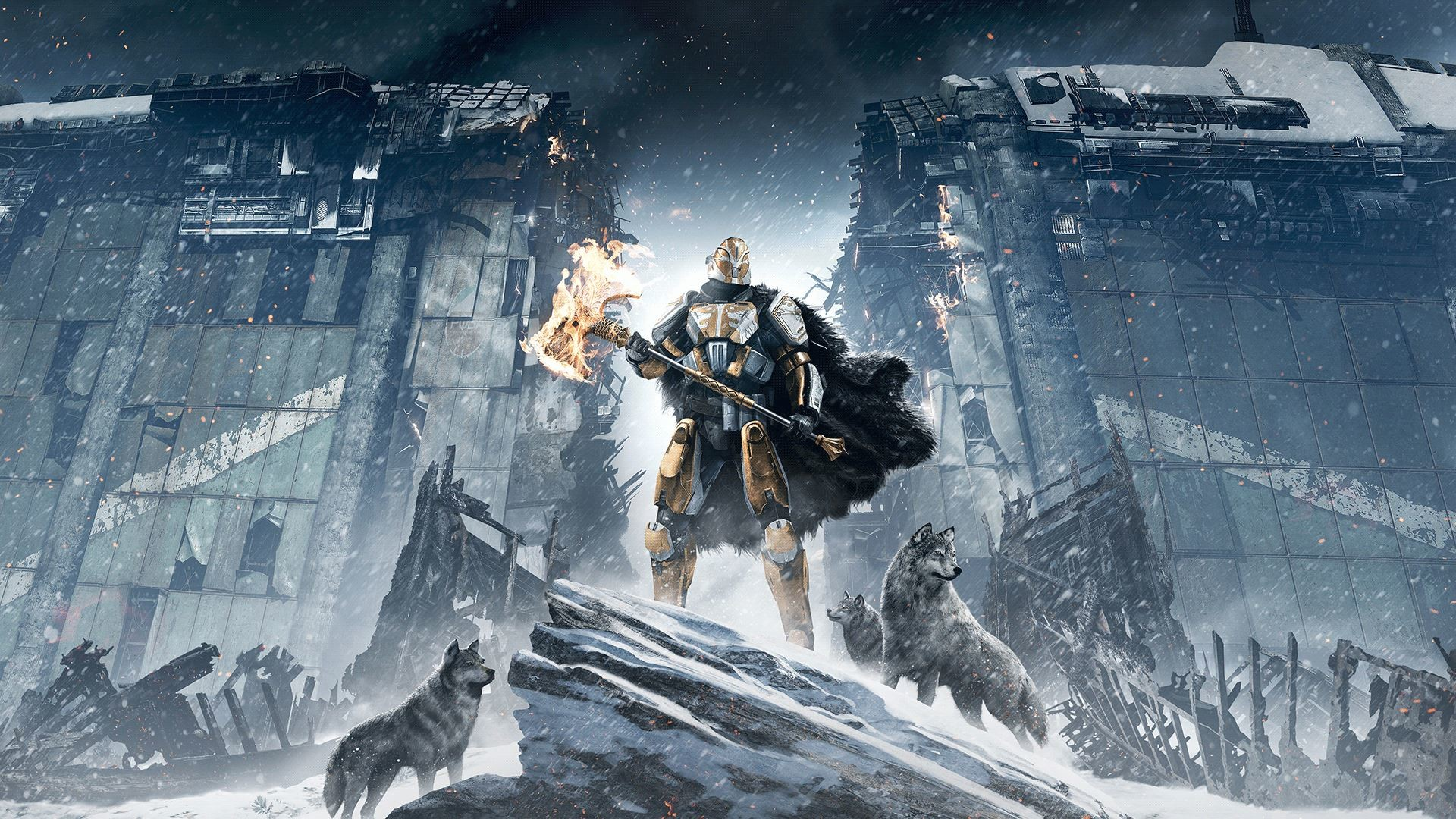 Res: 1920x1080, Image for Destiny Rise Of Iron Hd Wallpaper