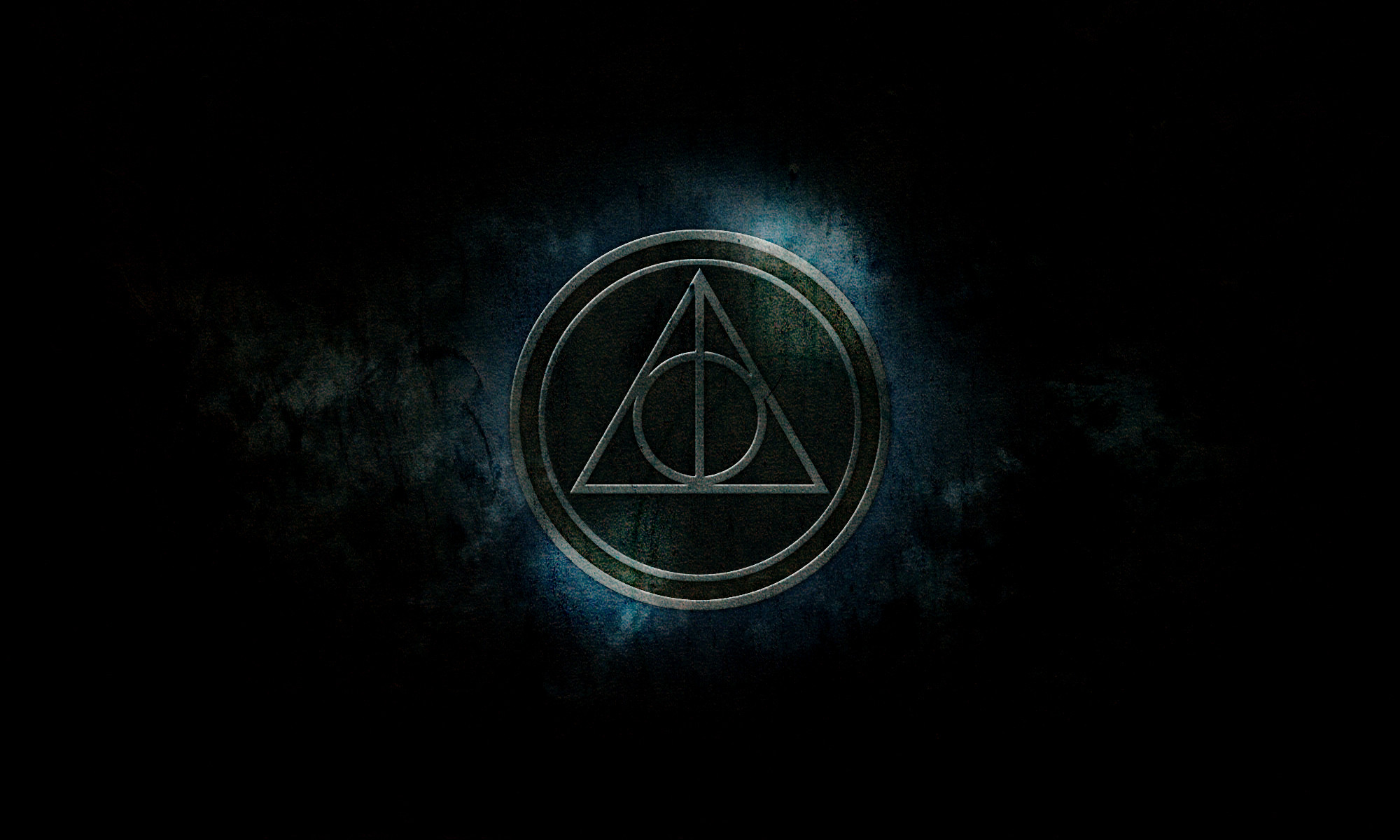 Res: 2000x1200, Harry Potter Deathly Hallows Wallpaper by MrStonesley Harry Potter Deathly  Hallows Wallpaper by MrStonesley