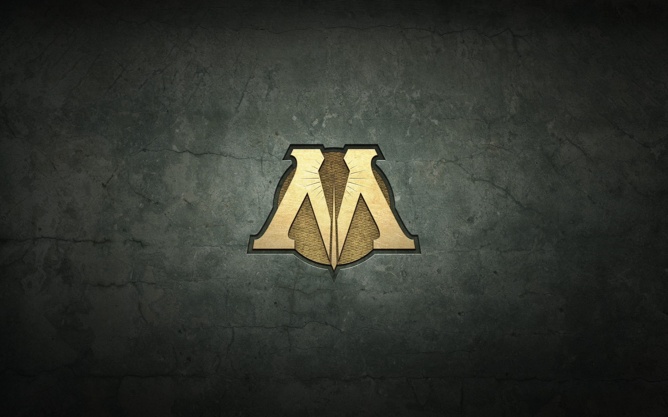 Res: 2560x1600, ministry of magic logo - harry potter 691341