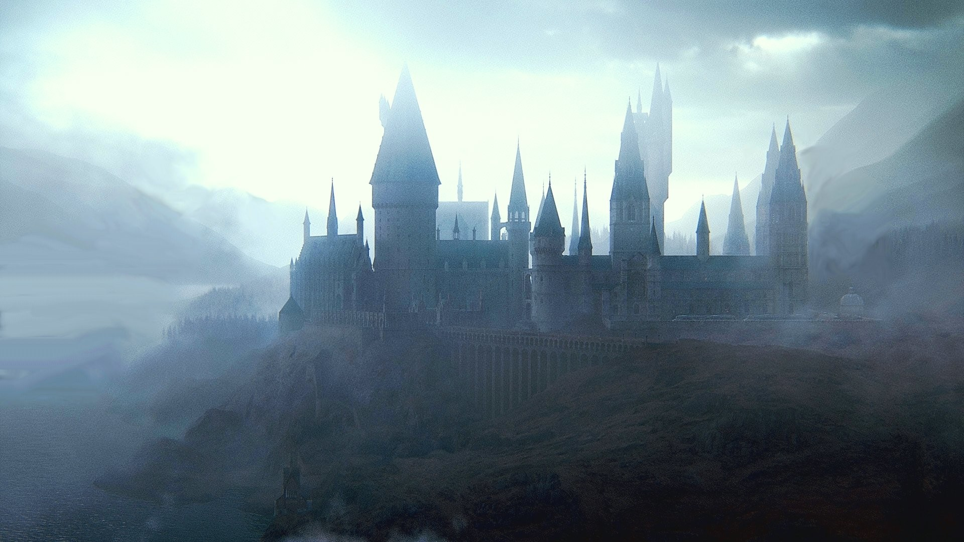 Res: 1920x1081, HARRY POTTER fantasy adventure witch series wizard magic castle .