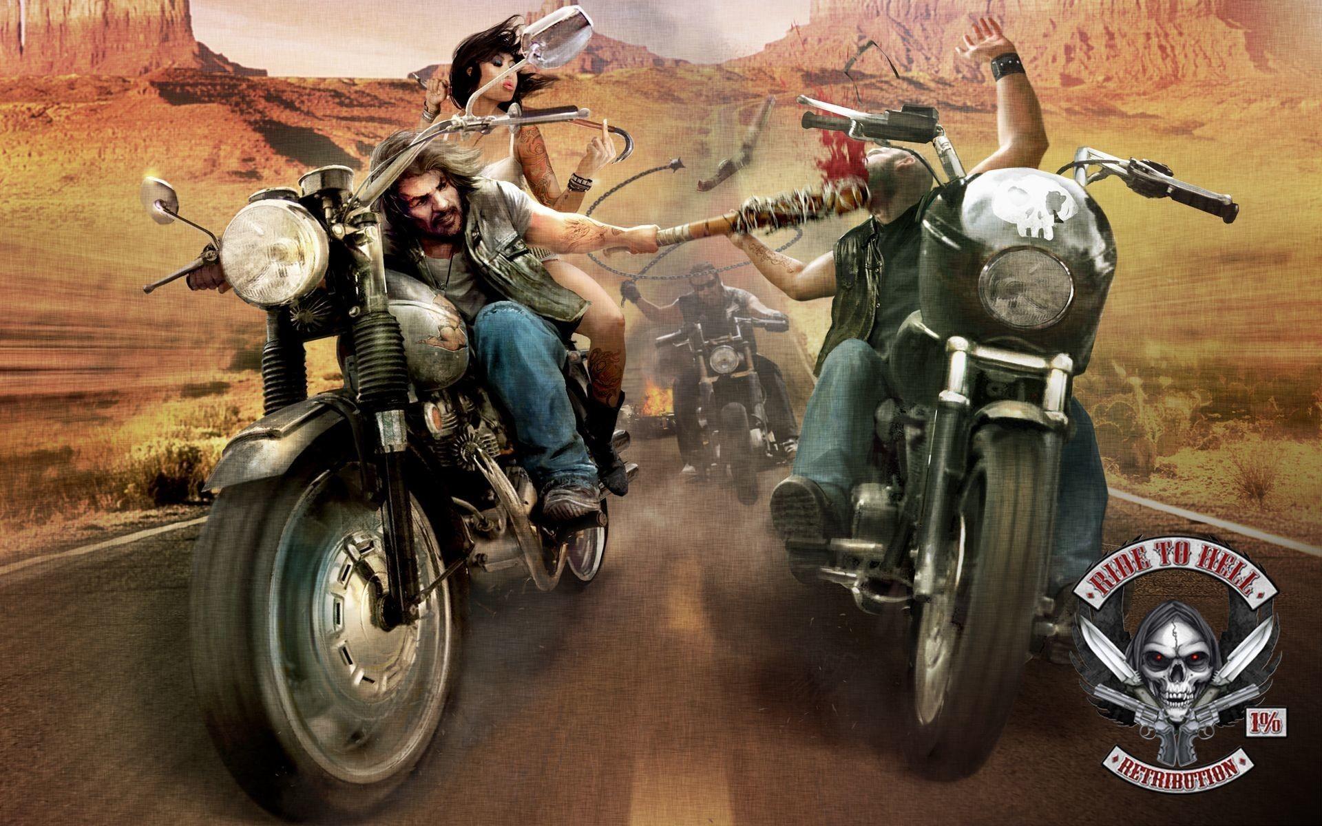Res: 1920x1200, Outlaw Biker Wallpaper 61+ - xshyfc.com