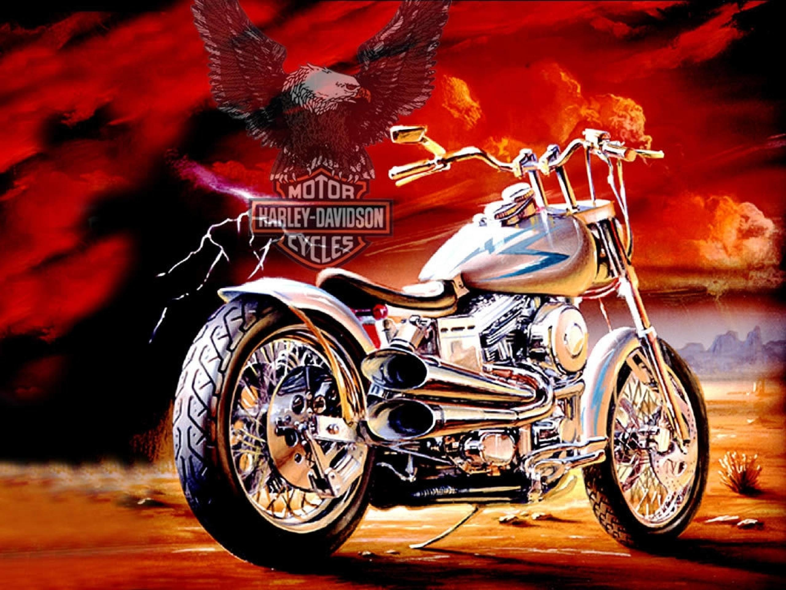 Res: 2560x1920, Motorcycles Wallpapers / Harley Davidson Wallpapers Download HD .