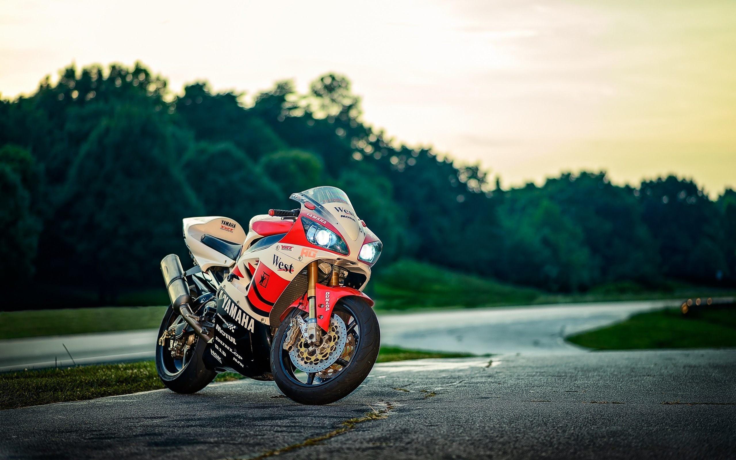 Res: 2560x1600, Biker On Road Wallpaper Full Hd