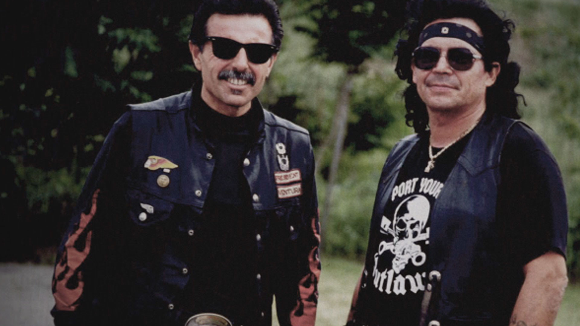Res: 1920x1080, The beginning of the end for dynamic Outlaws Motorcycle Club boss Harry  (Taco) Bowman came 20 years ago this week, in August 1997, via a federal ...