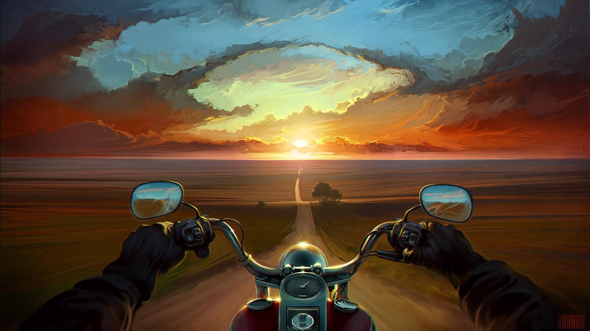 Res: 1920x1080, ... Wallpaper Photos Galleries | BU-45148220 Biker Art ...