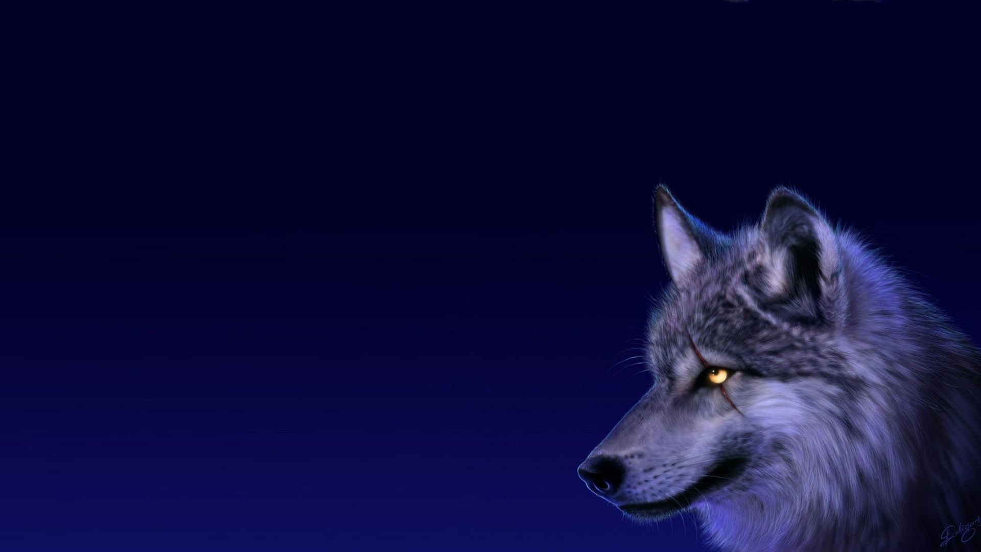Res: 1920x1080, undefined Animated Wolf Wallpapers (41 Wallpapers) | Adorable Wallpapers