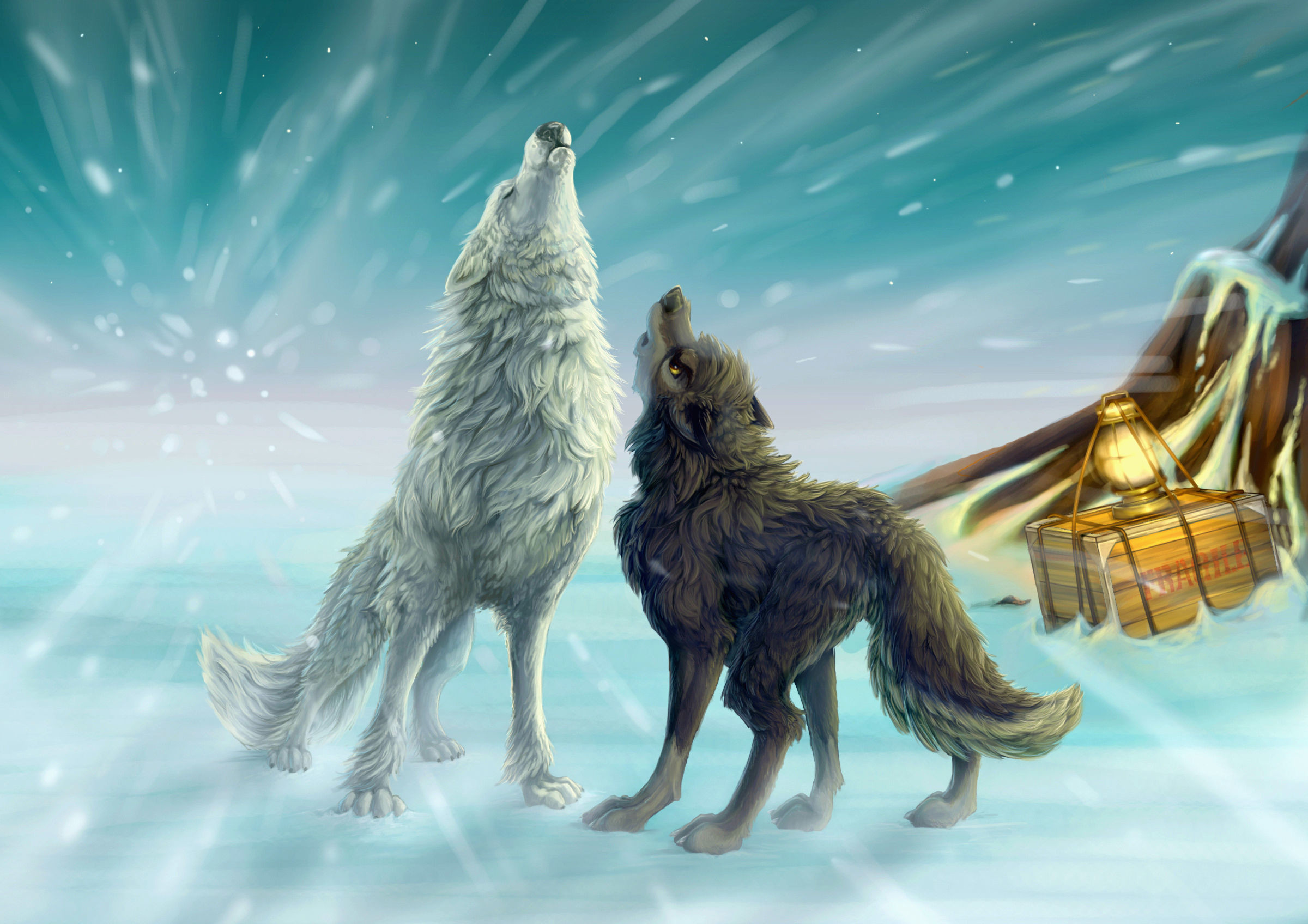 Res: 2400x1696,  anime wolf wallpapers desktop cool anime wolf pics desktop hd  anime .