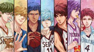 Kuroko Basketball wallpapers
