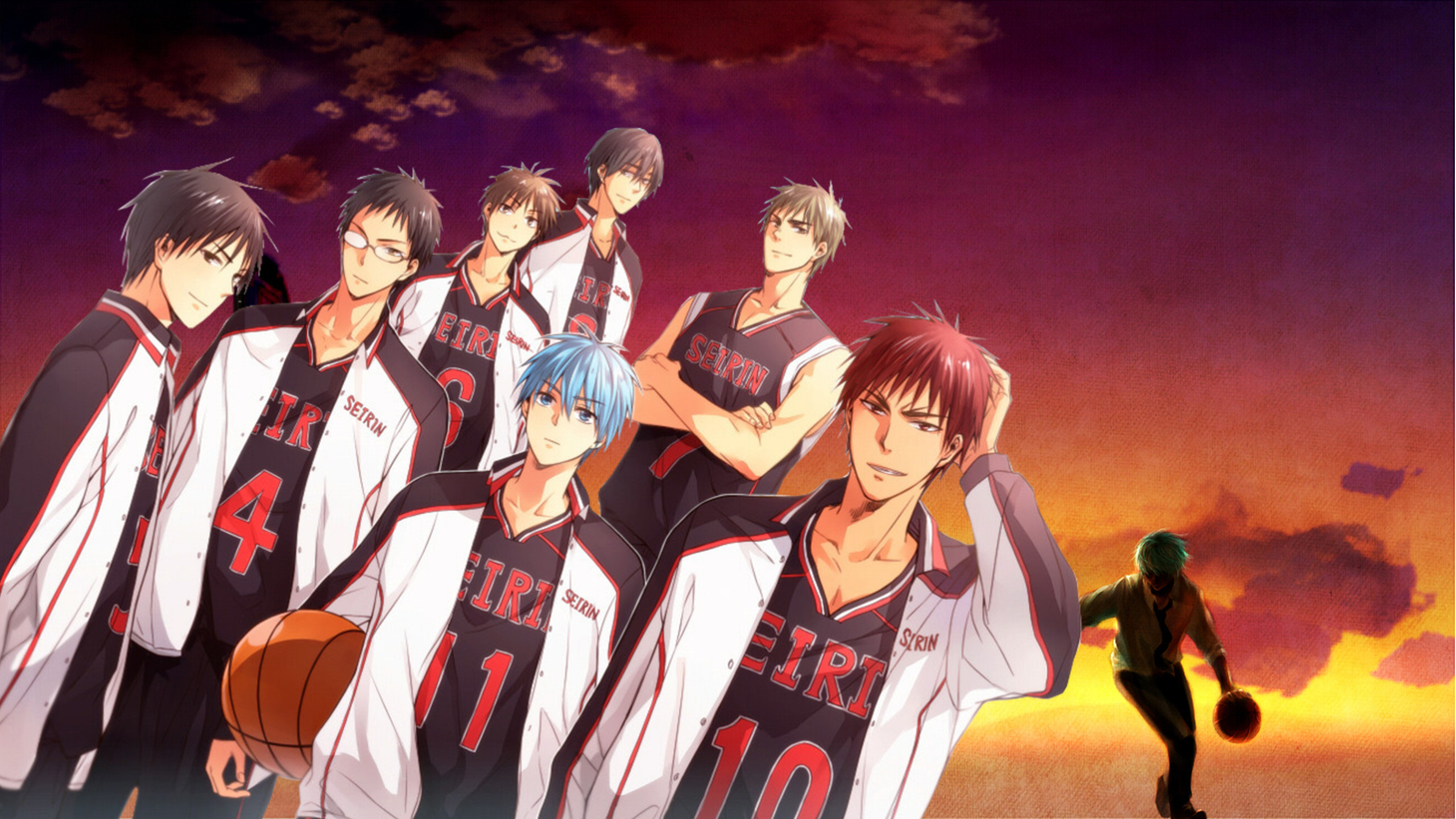 Res: 2560x1440, Kuroko's Basketball Wallpapers 25 - 2560 X 1440