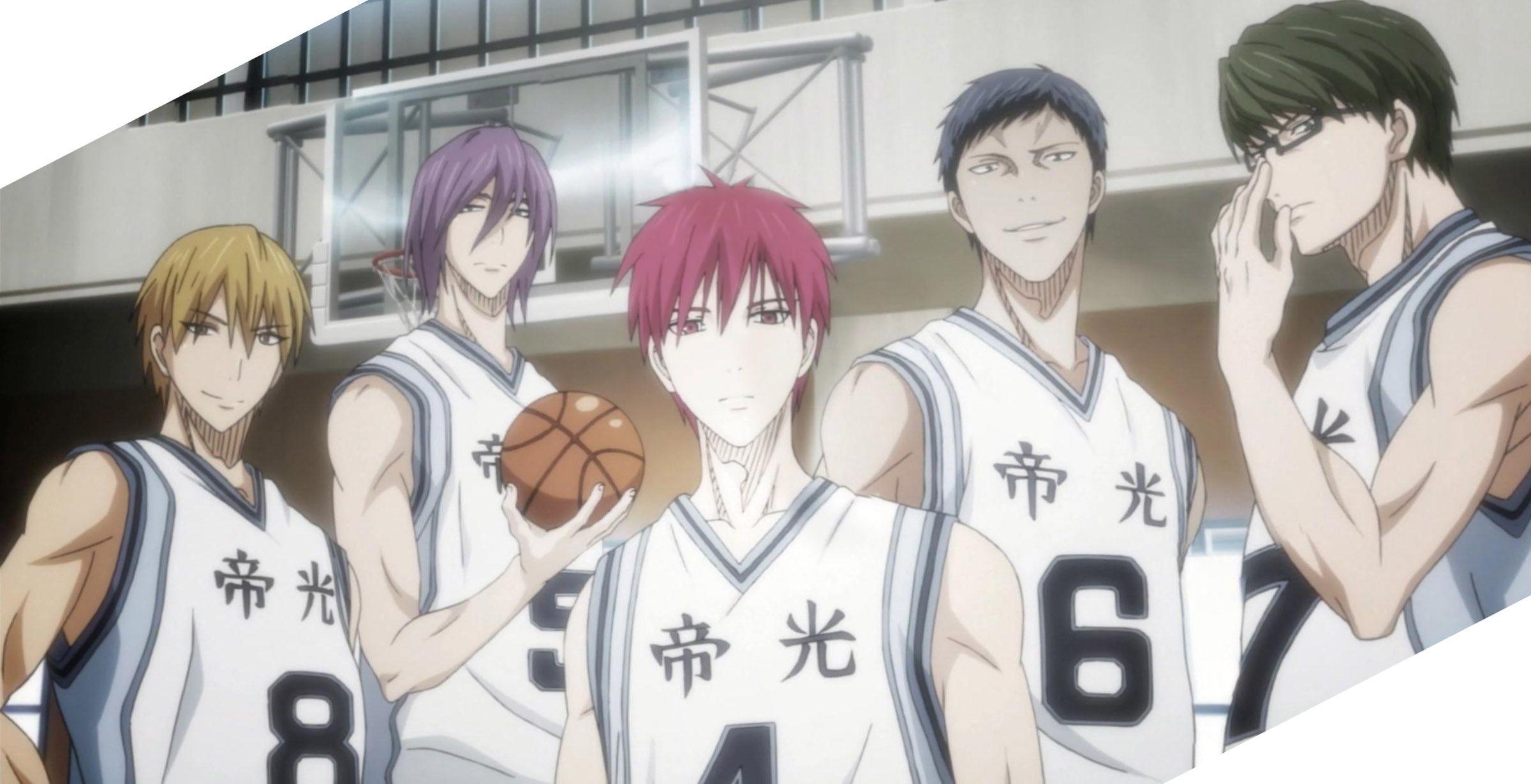 Res: 2400x1230, Generation of Miracles · Kuroko No BasketHd WallpaperCar WallpapersKuroko's  BasketballAnime ...