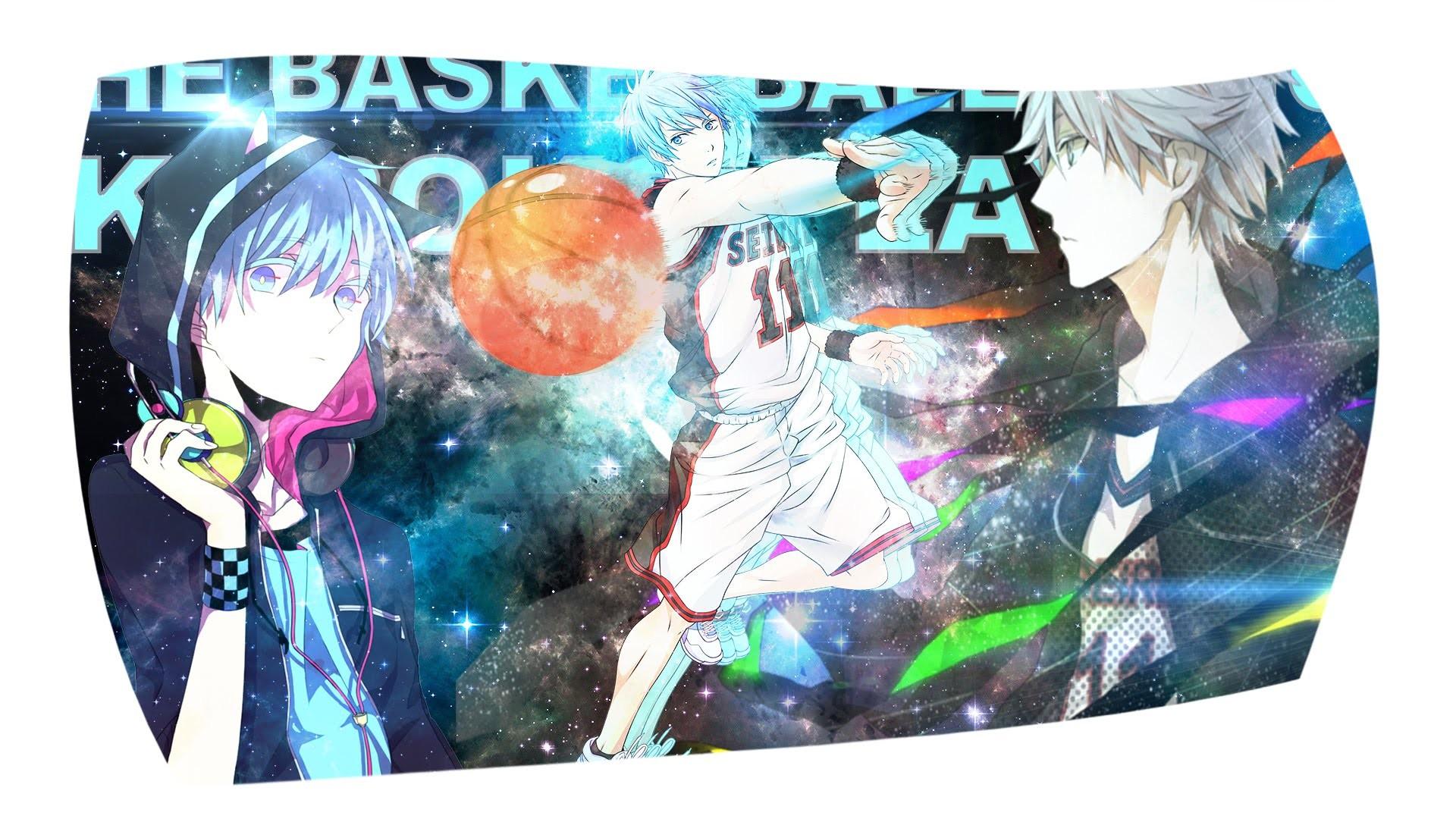 Res: 1920x1080, KUROKO NO BASKET: Kuroko Wallpaper Photoshop [1080p]