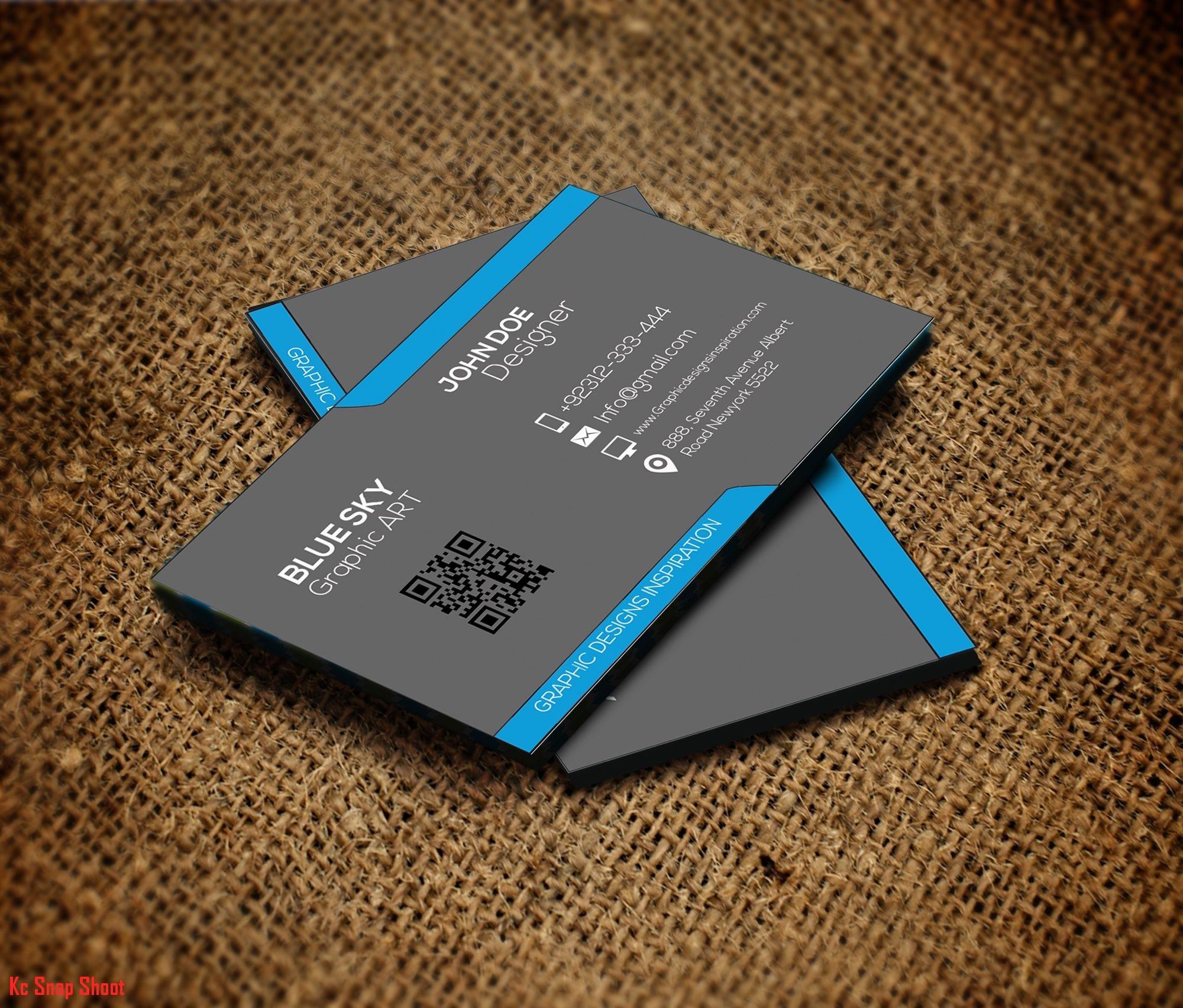 Res: 2000x1705, Unique Professional Business Card Design Templates