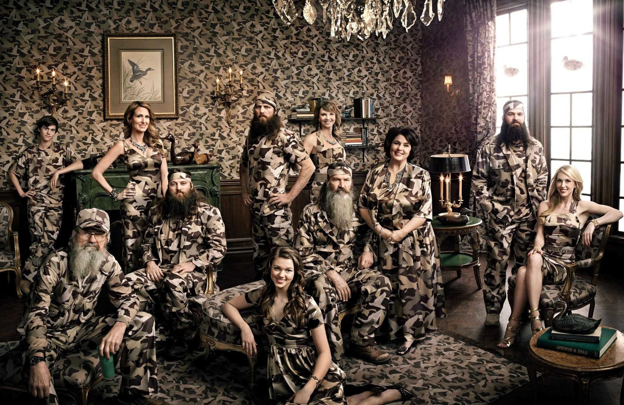 Res: 2048x1330, Duck Dynasty Wallpapers 2 - 2048 X 1330