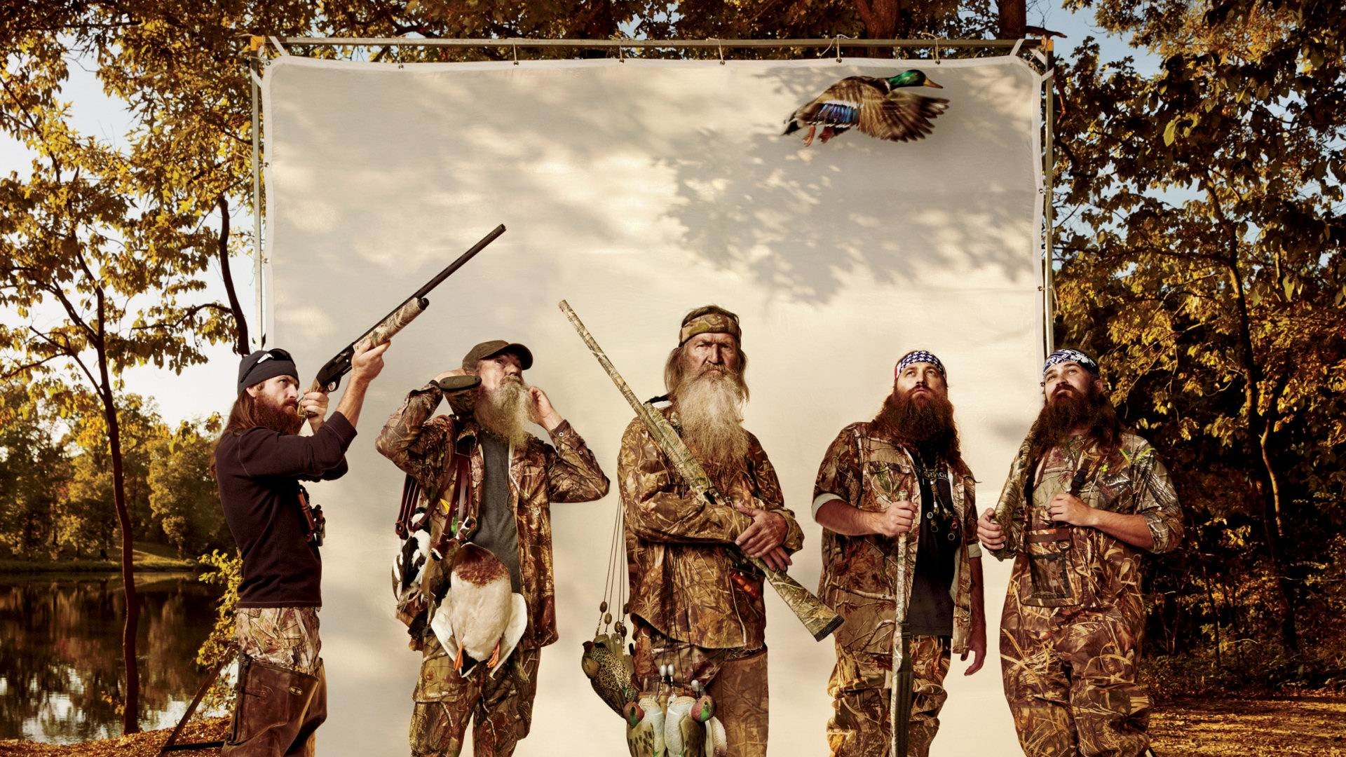Res: 1920x1080, Duck Dynasty Wallpapers 6 - 1920 X 1080