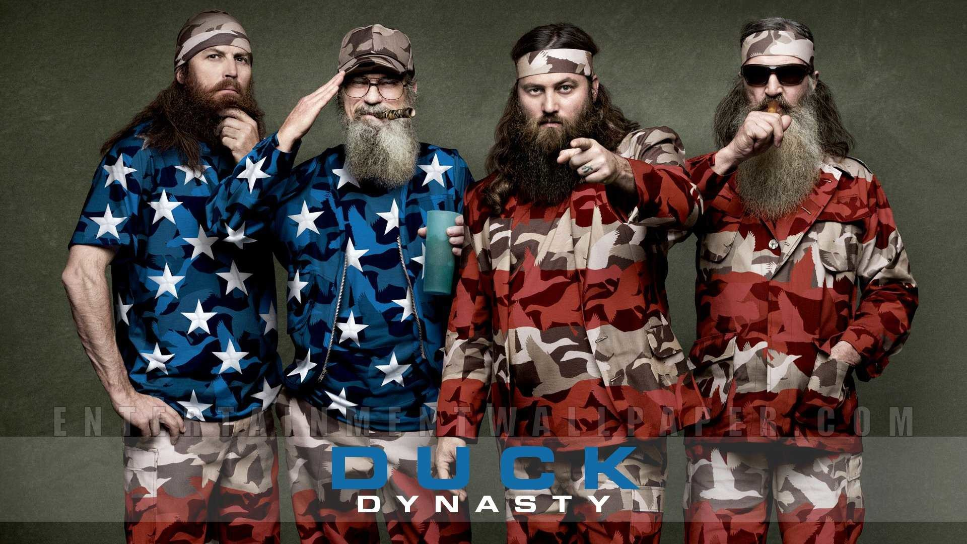 Res: 1920x1080, Duck Dynastywallpaper Wallpaper Dynasty Of Smartphone High Quality