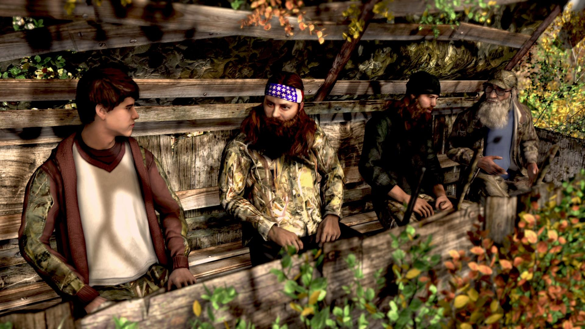 Res: 1920x1080, Duck Dynasty Wallpapers 20 - 1920 X 1080