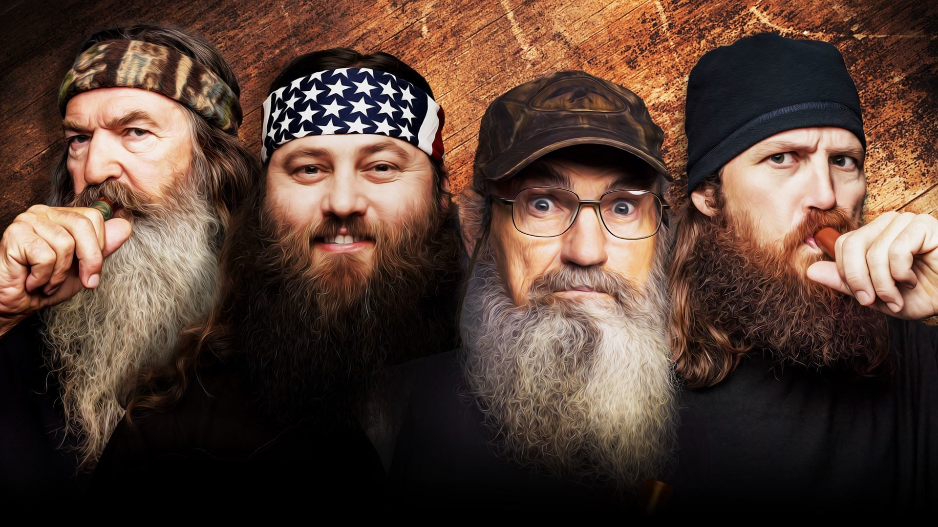 Res: 1920x1080, Duck Dynasty