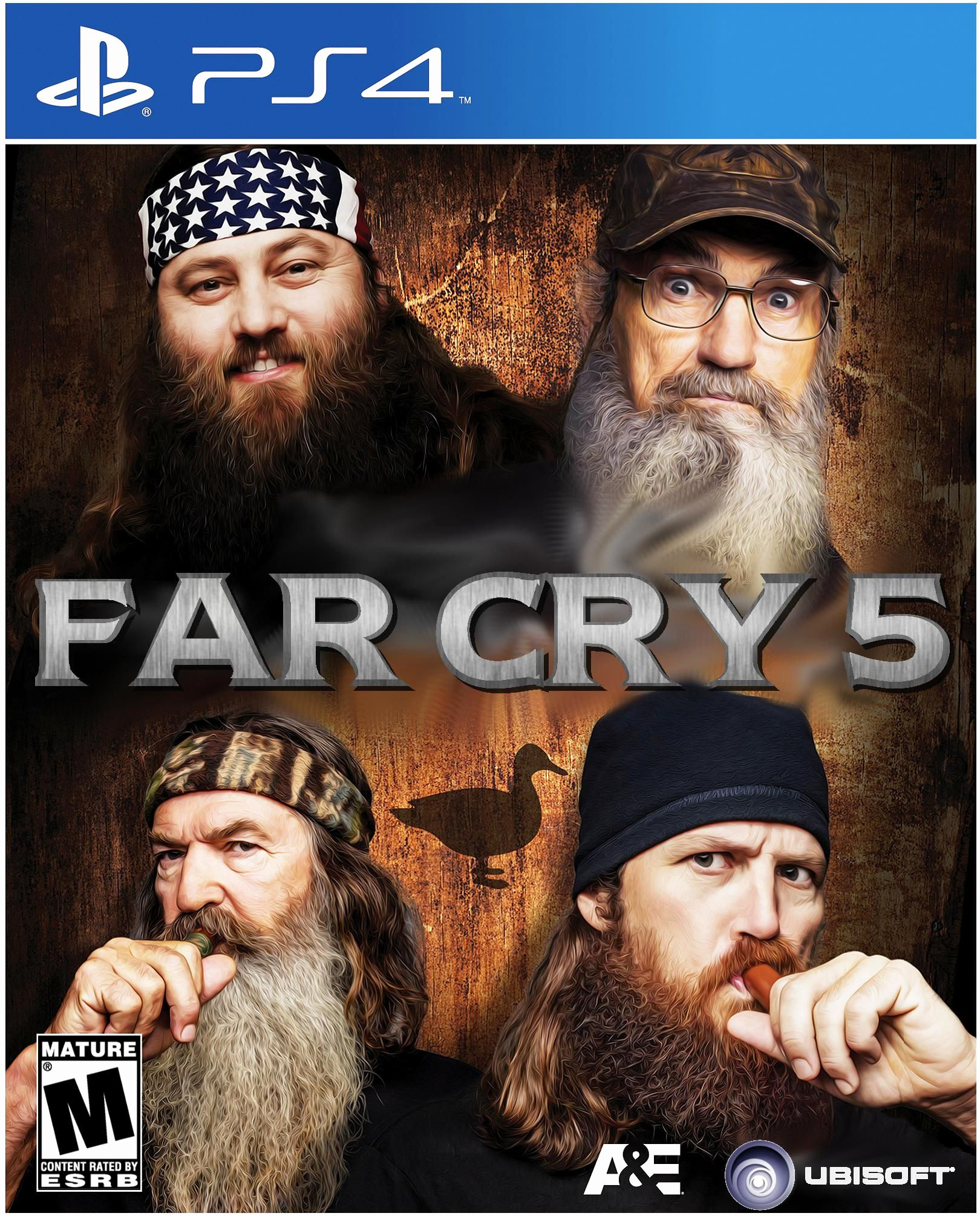 Res: 1620x2010, Duck Dynasty Wallpaper Lovely Leaked Far Cry 5 Box Art Latestgames Pinterest