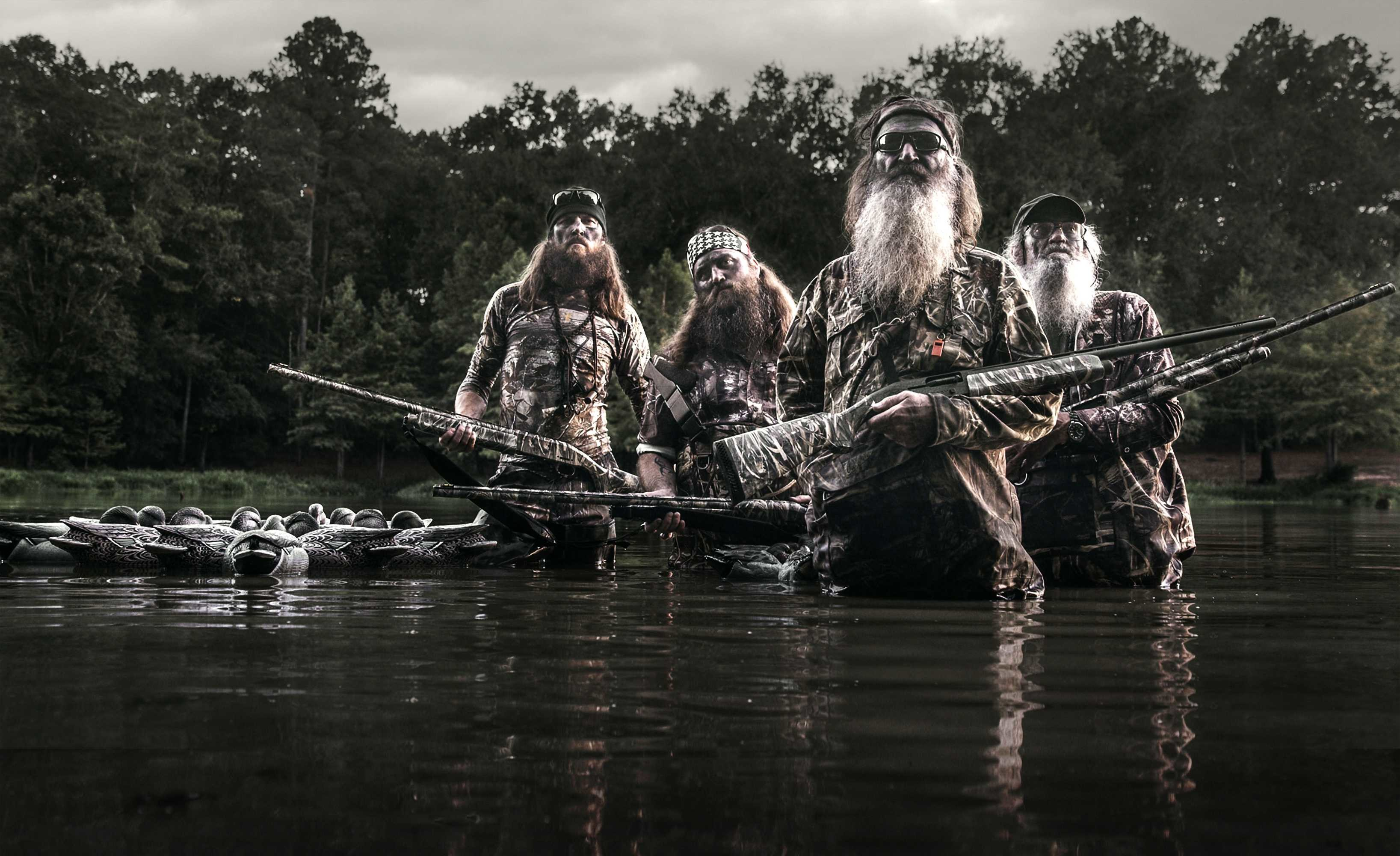Res: 3273x2000, Duck Dynasty Full Hd Wallpaper And Background Of Mobile Phones High Quality