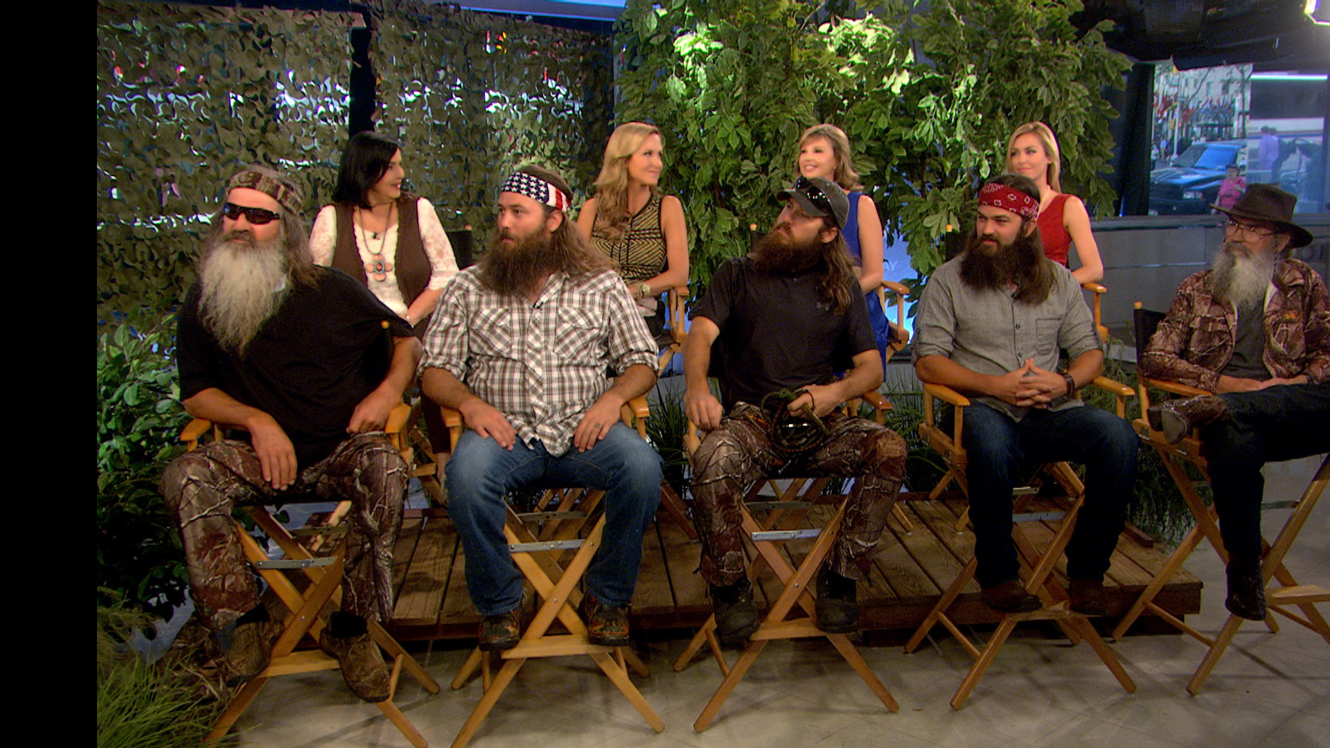 Res: 1920x1080, 'Duck Dynasty' cast: We ad-lib most of the time - TODAY.com