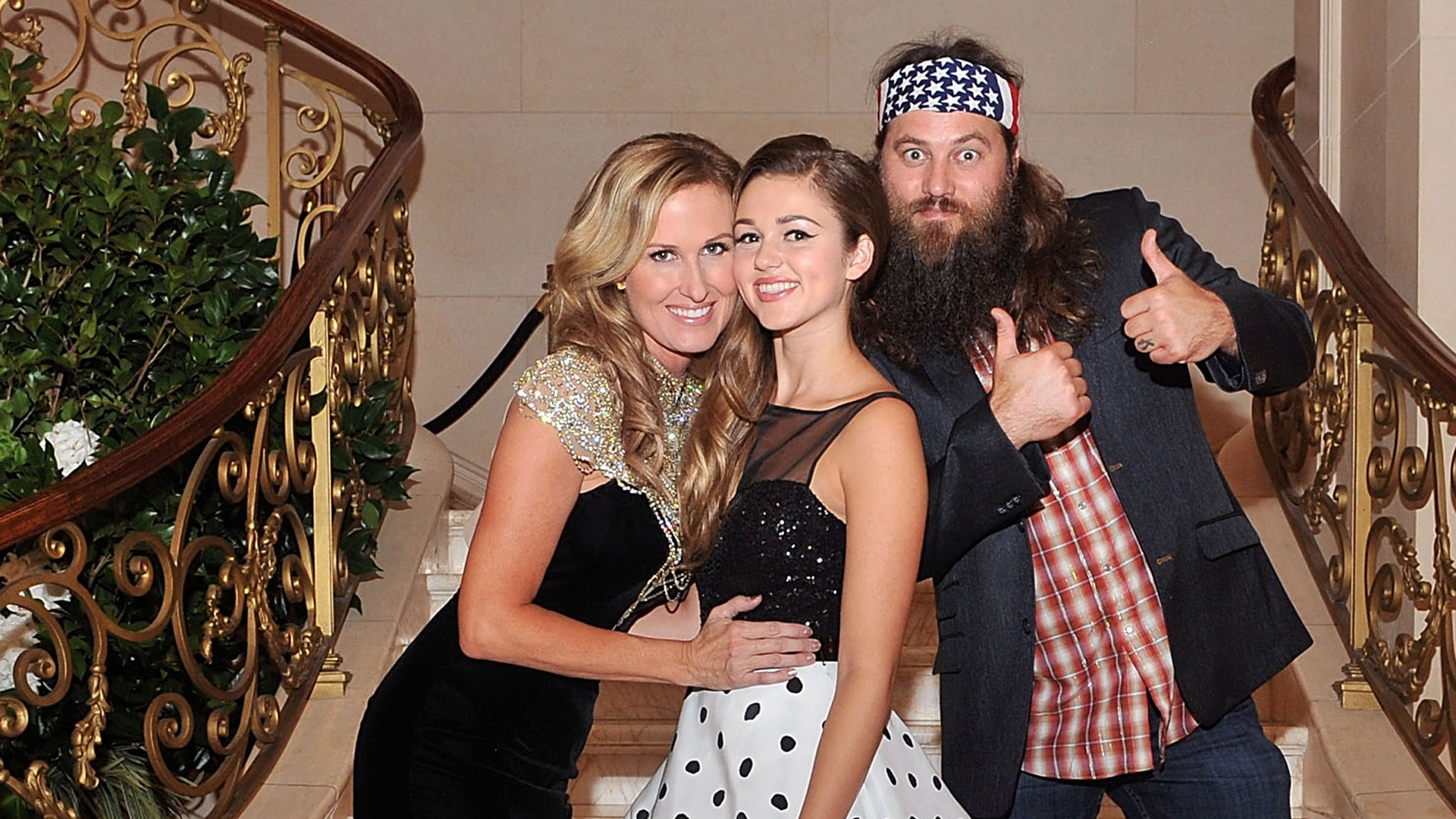 Res: 1920x1080, 'Duck Dynasty' star: We started show 'to get the message of God out there'  - TODAY.com