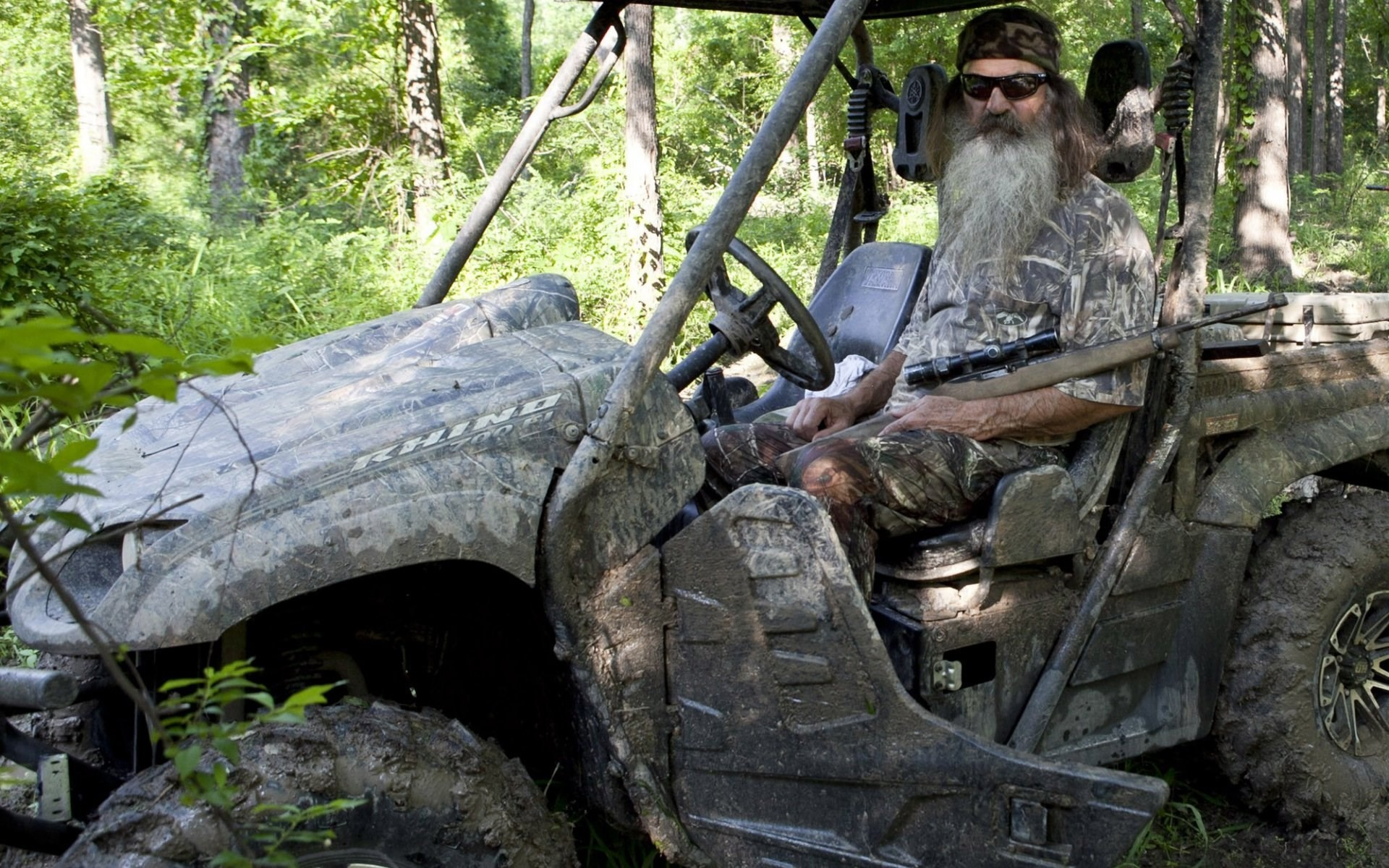 Res: 1920x1200,  Quality Cool duck dynasty