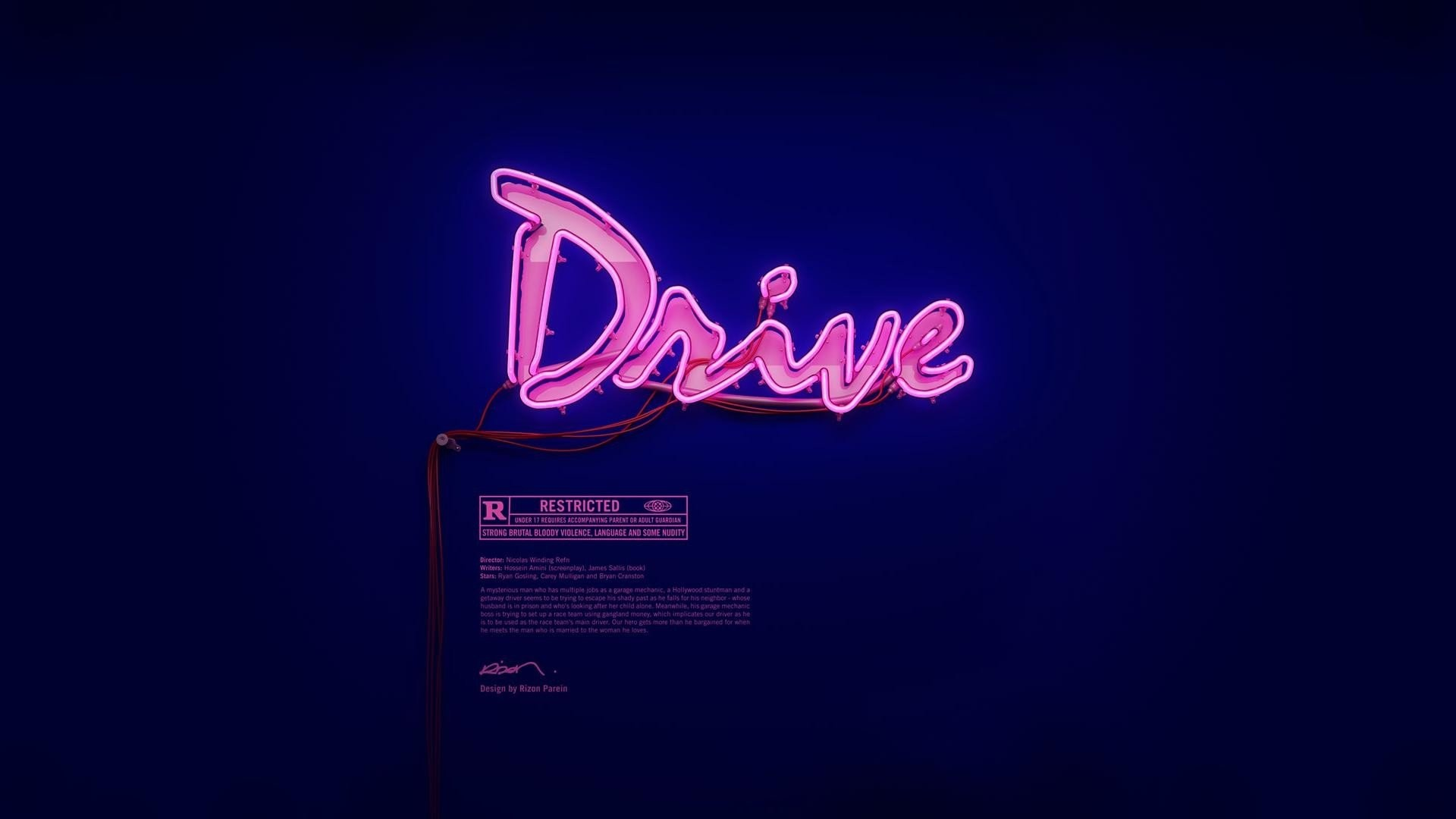 Res: 1920x1080, Movies drive Drive (movie) neon wallpaper      247630   WallpaperUP