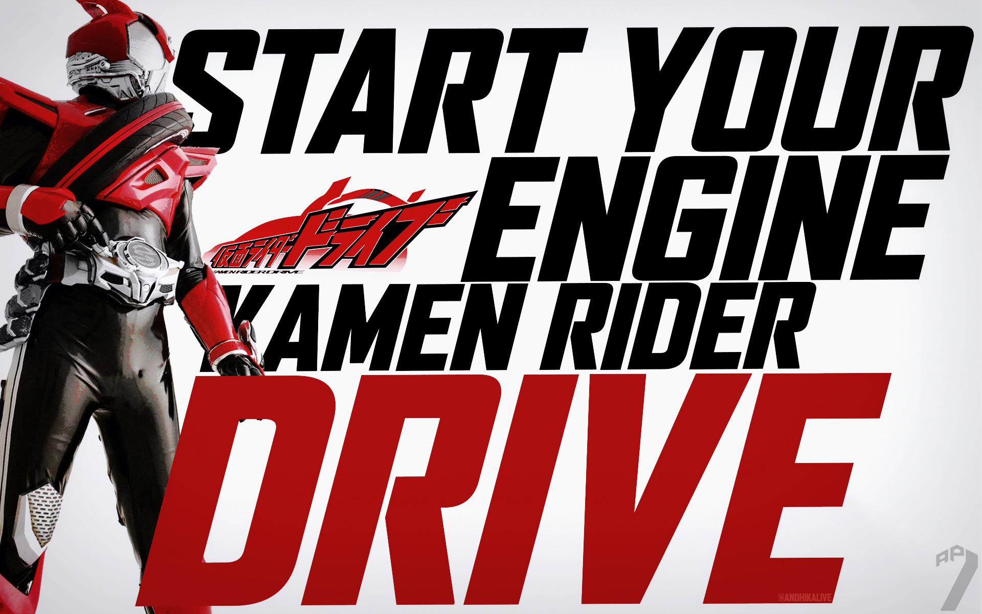 Res: 1920x1200, Kamen Rider Drive Wallpaper by AndhikAlive Kamen Rider Drive Wallpaper by  AndhikAlive