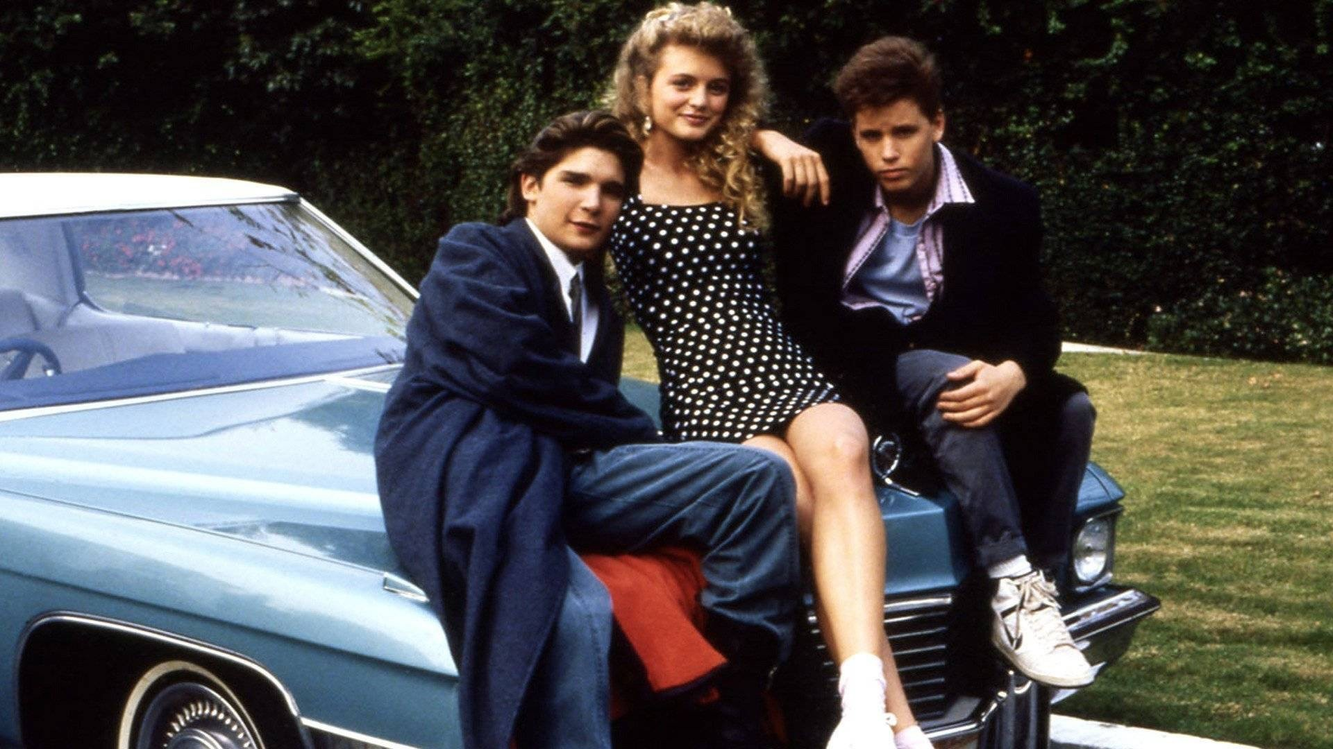 Res: 1920x1080, The classic 1988 film License to Drive with Corey Haim and Cory Feldman is  the latest film from the 80s that will be going through the remake machine.