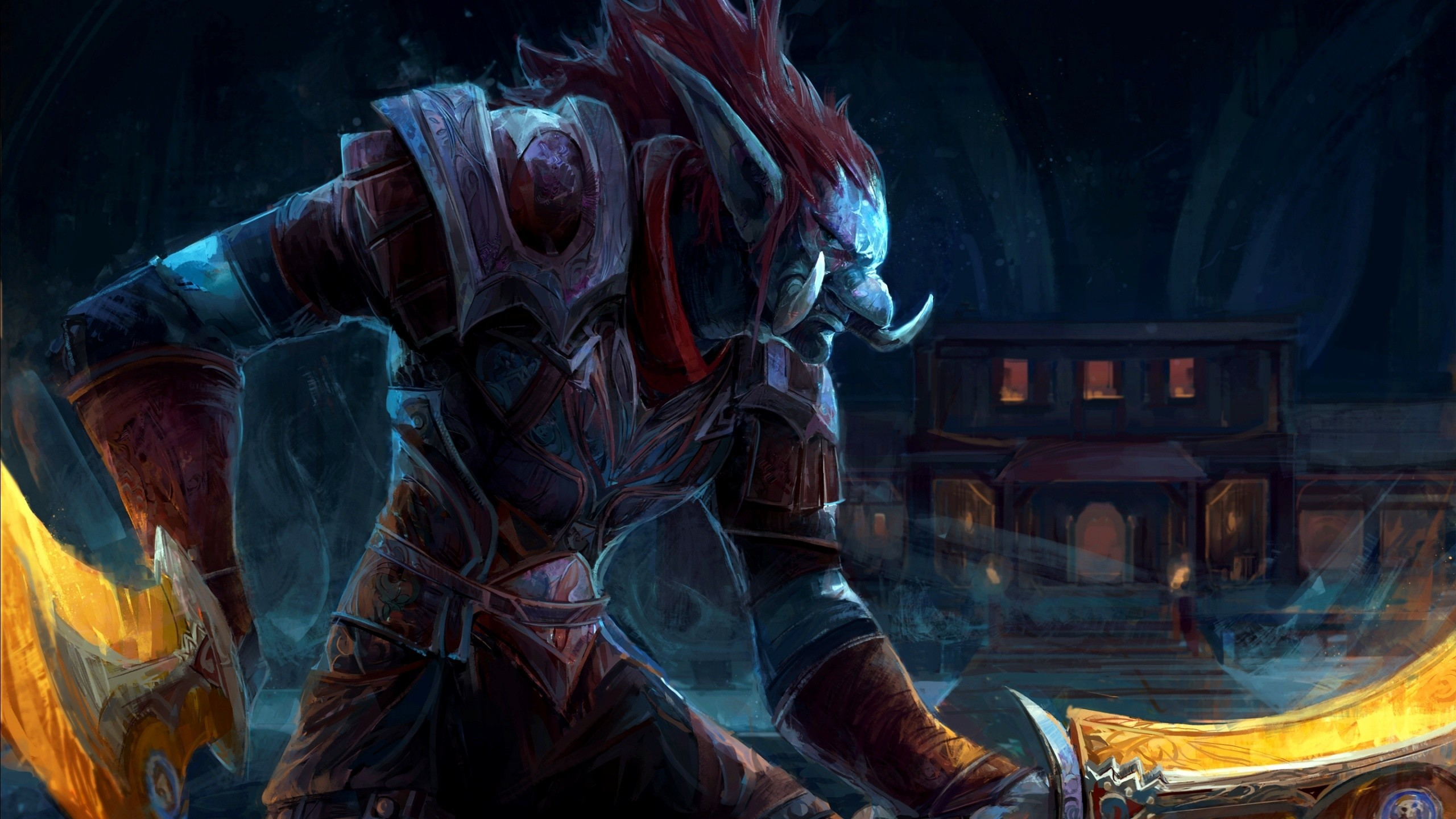 Res: 2560x1440, 1920x1080 Wallpaper hearthstone ...