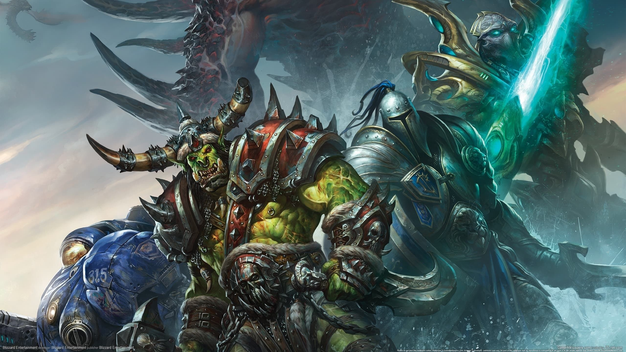 Res: 2560x1440, undefined World of Warcraft Legion Wallpapers (43 Wallpapers) | Adorable  Wallpapers
