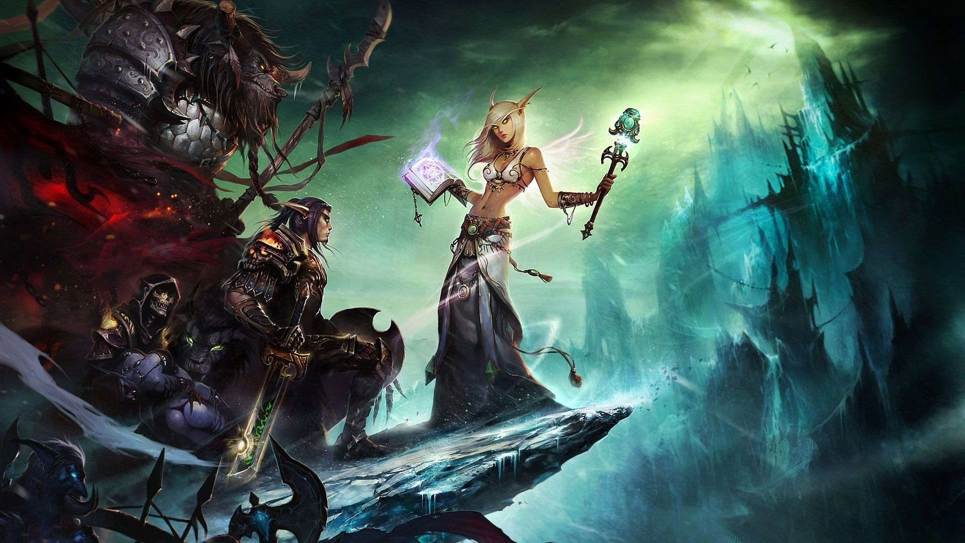 Res: 1920x1080, World Of Warcraft Wallpapers Full Hd Sdeerwallpaper