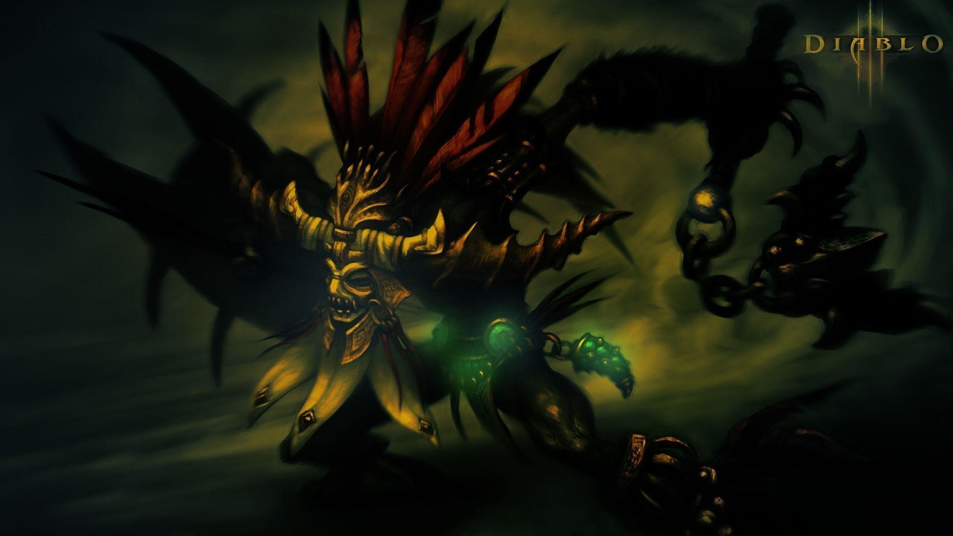 Res: 1920x1080, Diablo III: the shaman wallpapers and images - wallpapers .