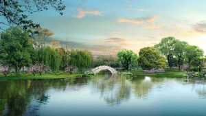Chinese Landscape wallpapers