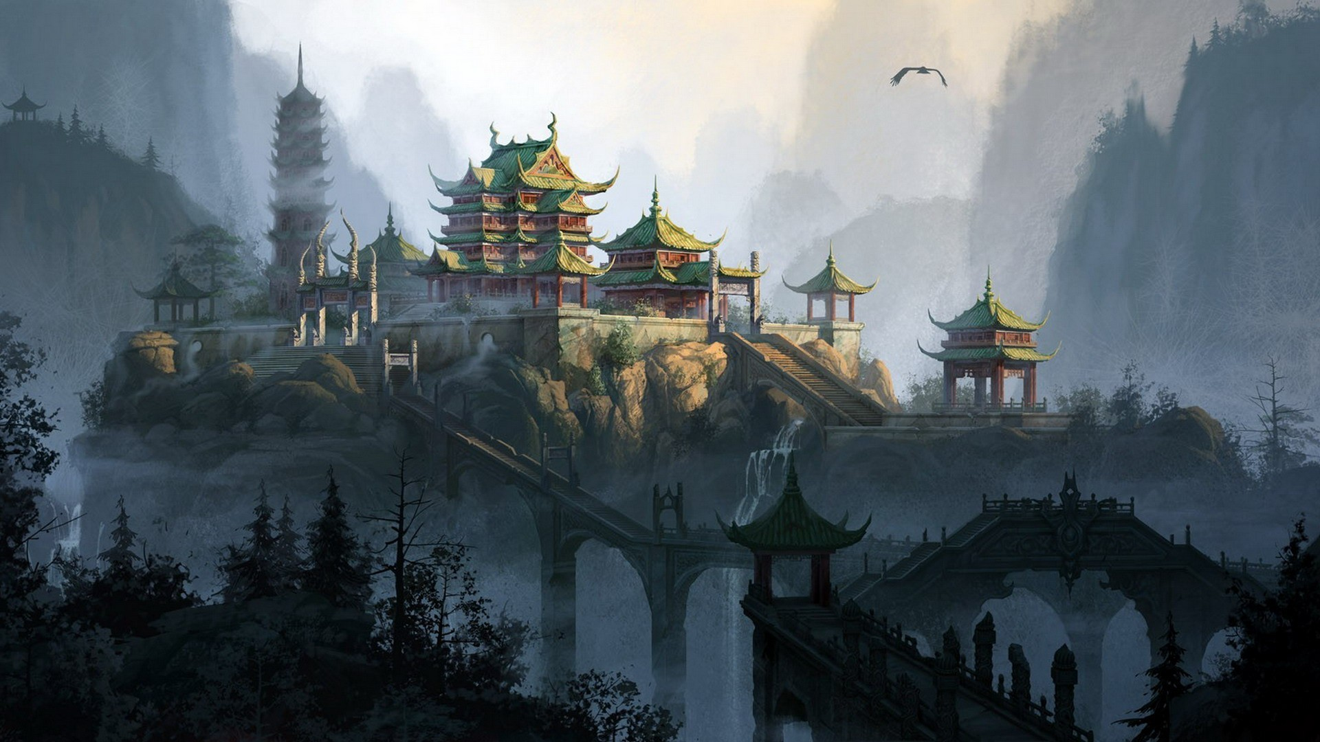 Res: 1920x1080, Chinese Desktop Wallpapers.