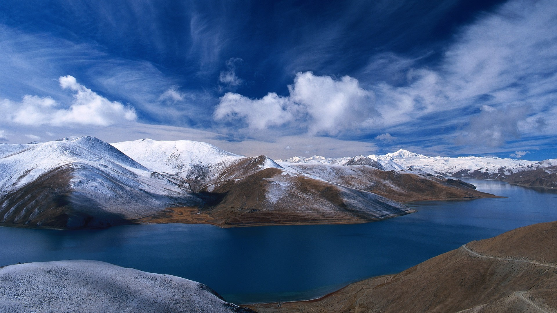 Res: 1920x1080, Exquisite Chinese landscape wallpaper #9 - .