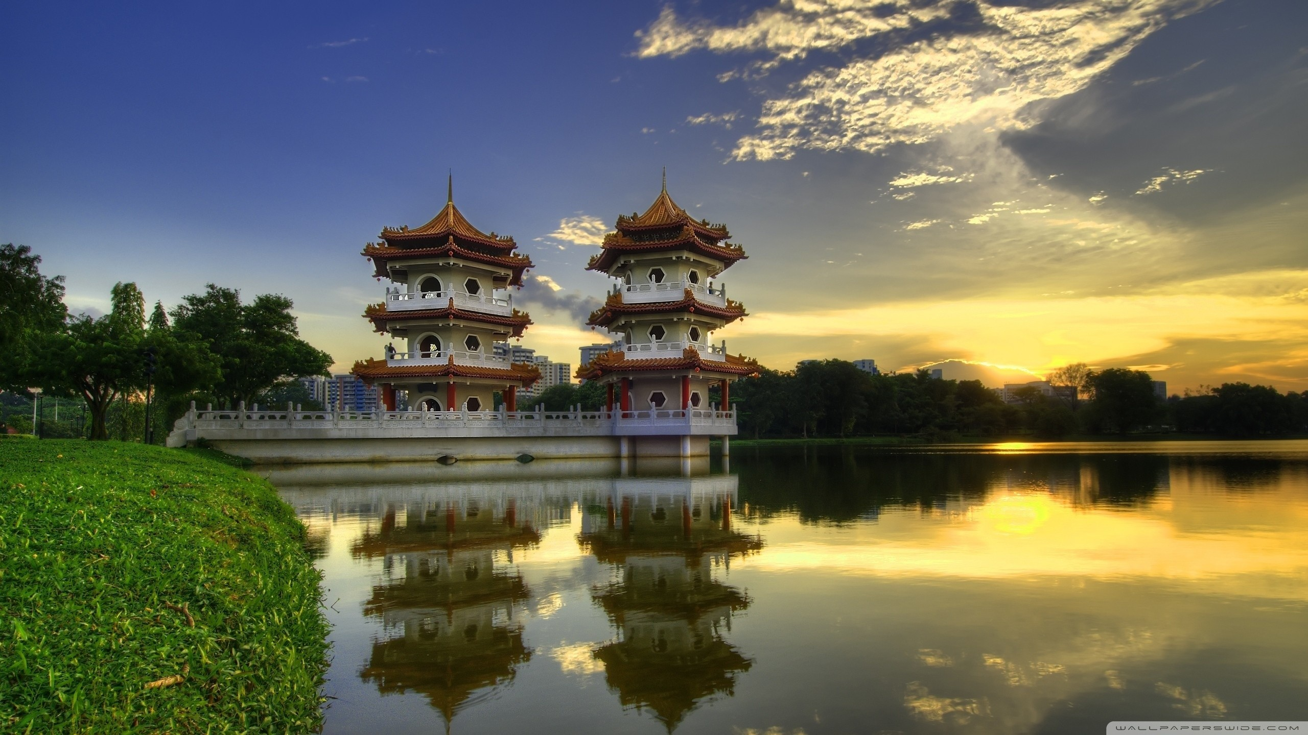 Res: 2560x1440, Chinese Houses wallpaper Pin HD Wallpapers | Pin HD Wallpapers - Pictify -  your social art network