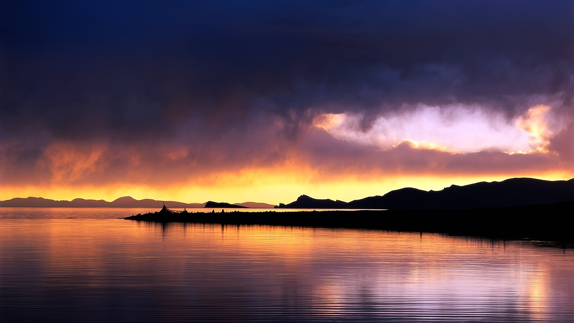 Res: 1920x1080, Exquisite Chinese landscape wallpaper #15 - .