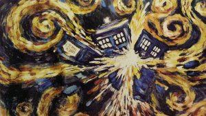 Exploding Tardis wallpapers