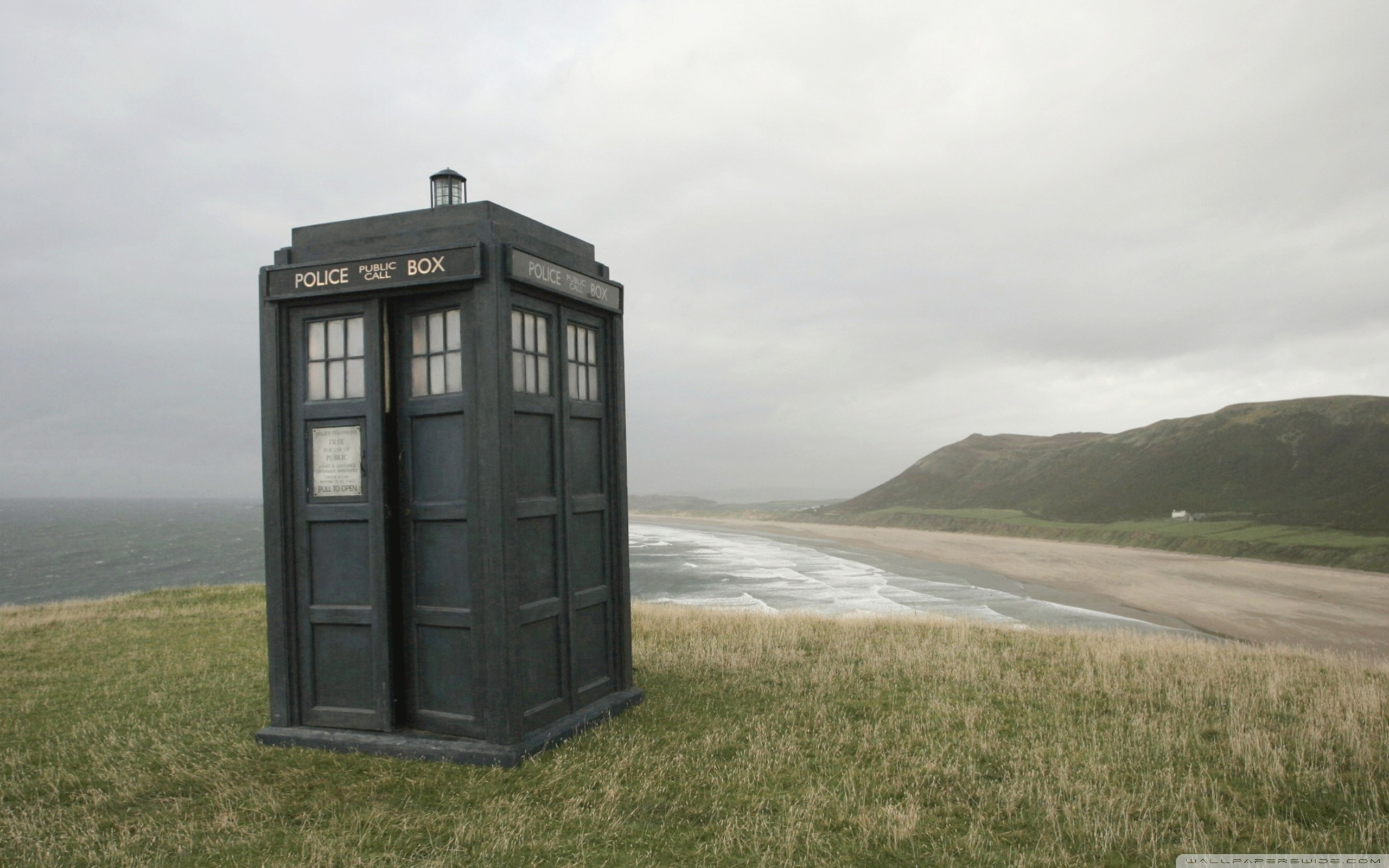 Res: 2560x1600, Tardis new wallpapers