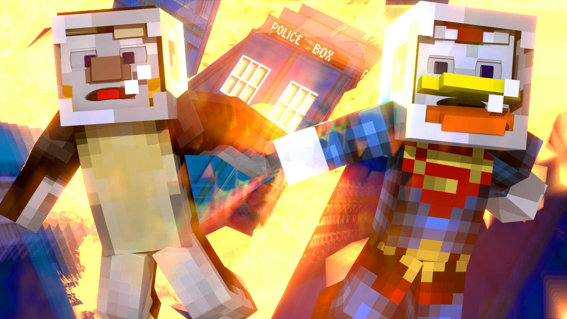 """Res: 1920x1080, Minecraft   Crazy Craft 3.0 - Ep 42! """" EXPLODING TARDIS DISASTER!"""" - YouTube"""
