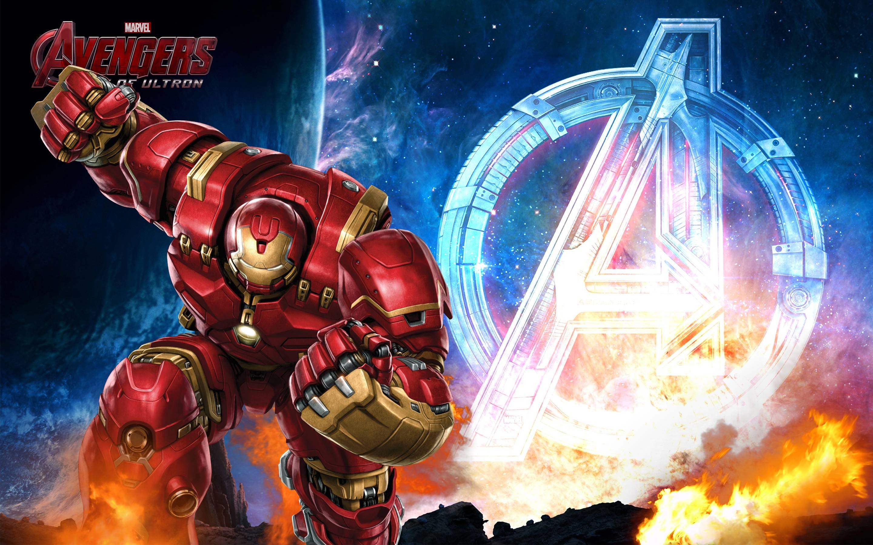 Res: 2880x1800, Iron Man Hulkbuster Avengers Wallpapers | HD Wallpapers