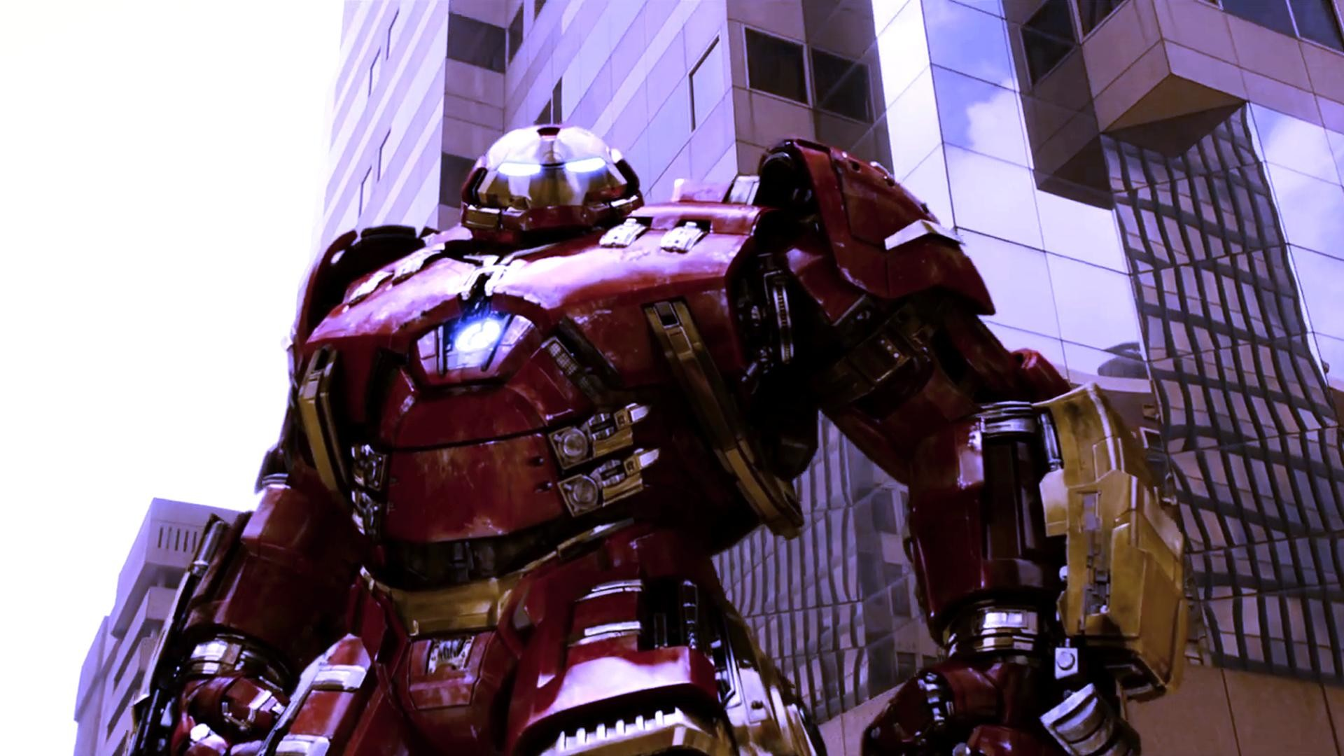 Res: 1920x1080, The Hulk Buster () ...