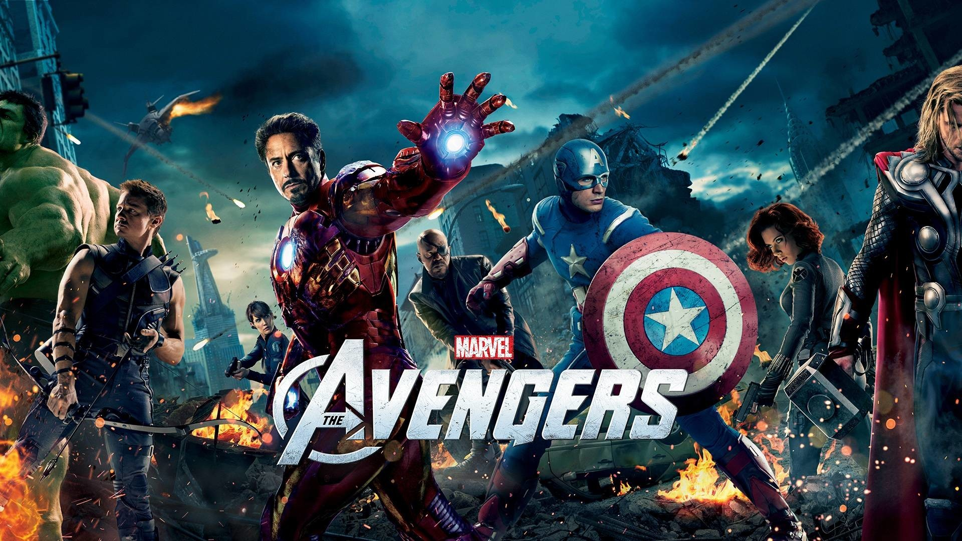 Res: 1920x1080,  The Avengers HD Wallpaper Free Download | HD Free Wallpapers  Download