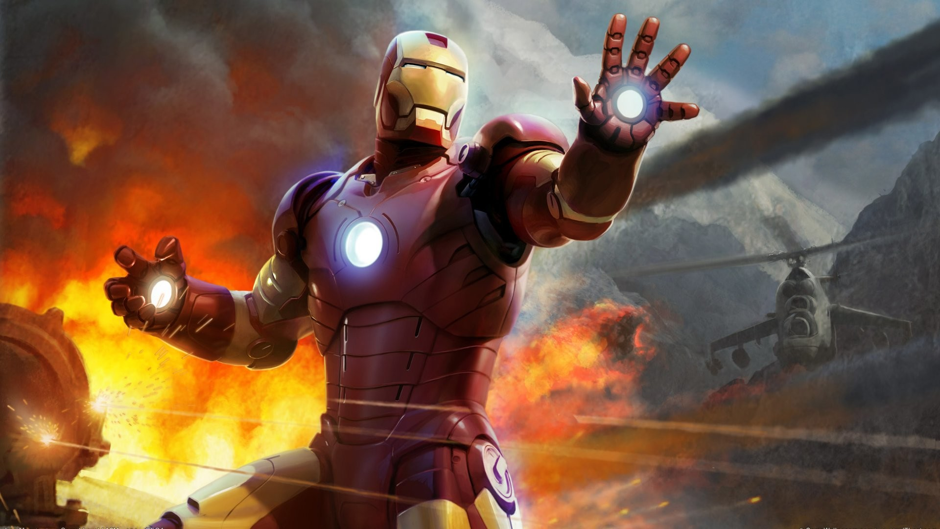 Res: 1920x1080, Iron Man Images Desktop HD.