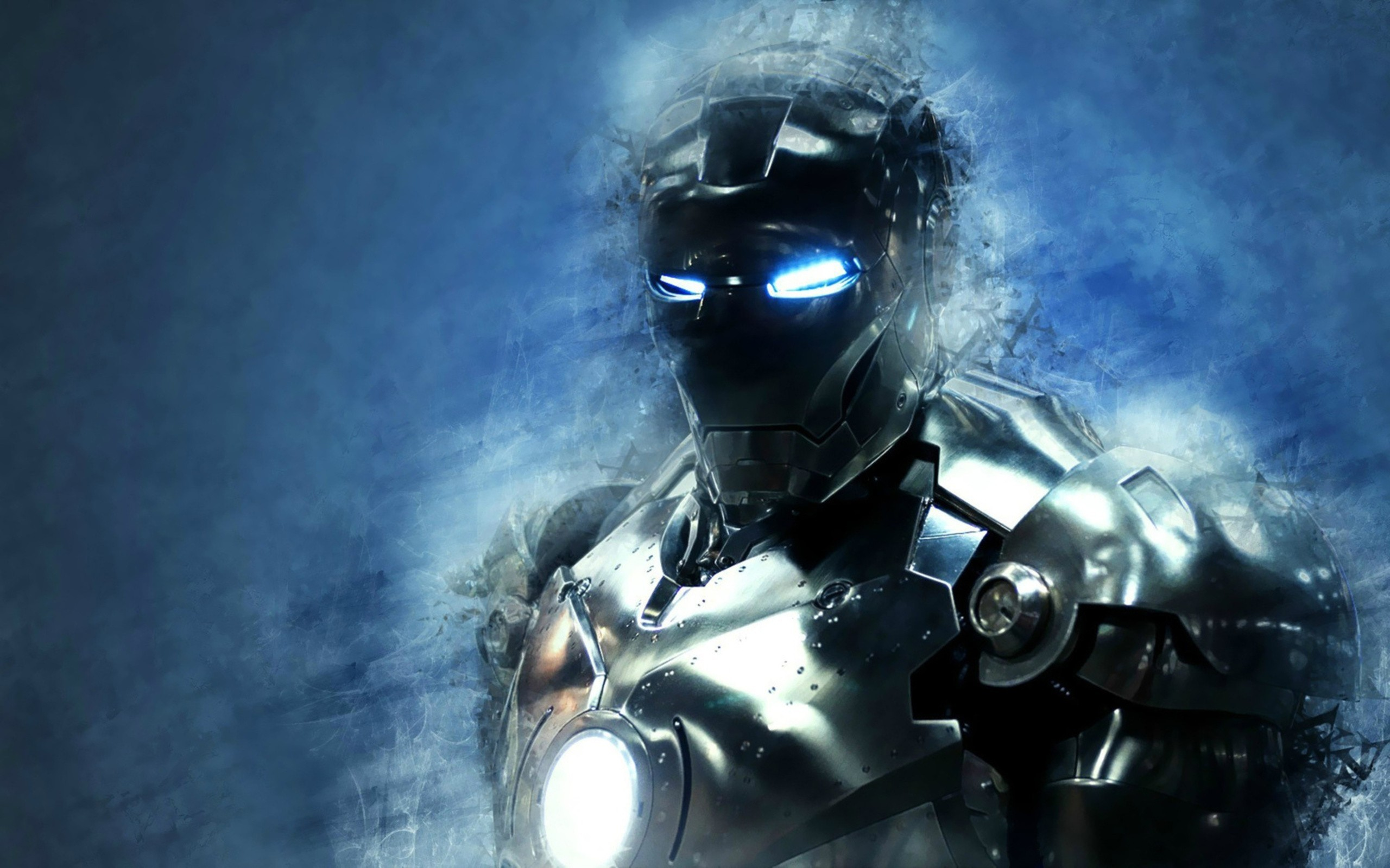 Res: 2560x1600, IRON MAN 3 ART - Online Wallpapers HD