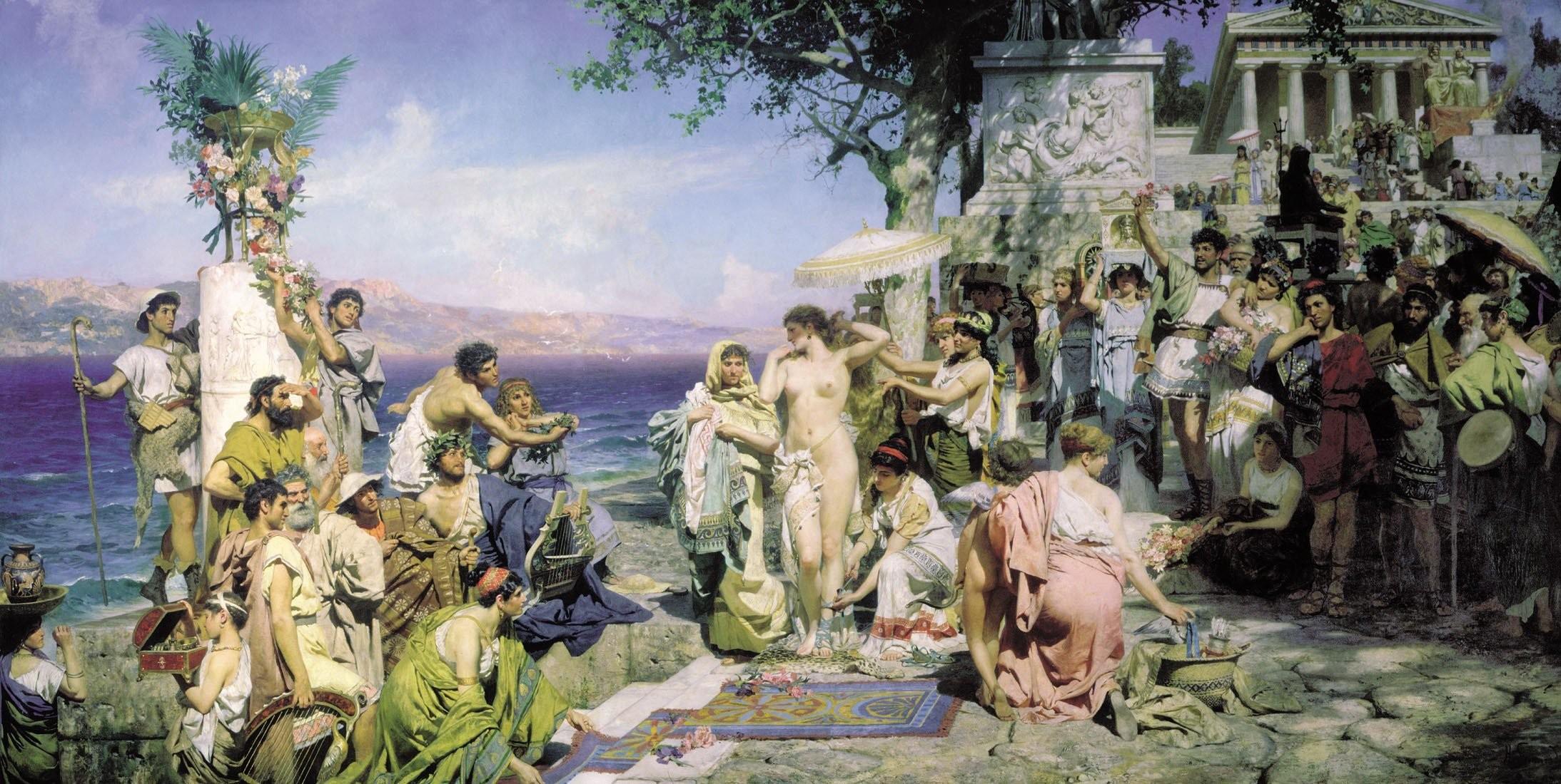 Res: 2187x1100, Greek mythology